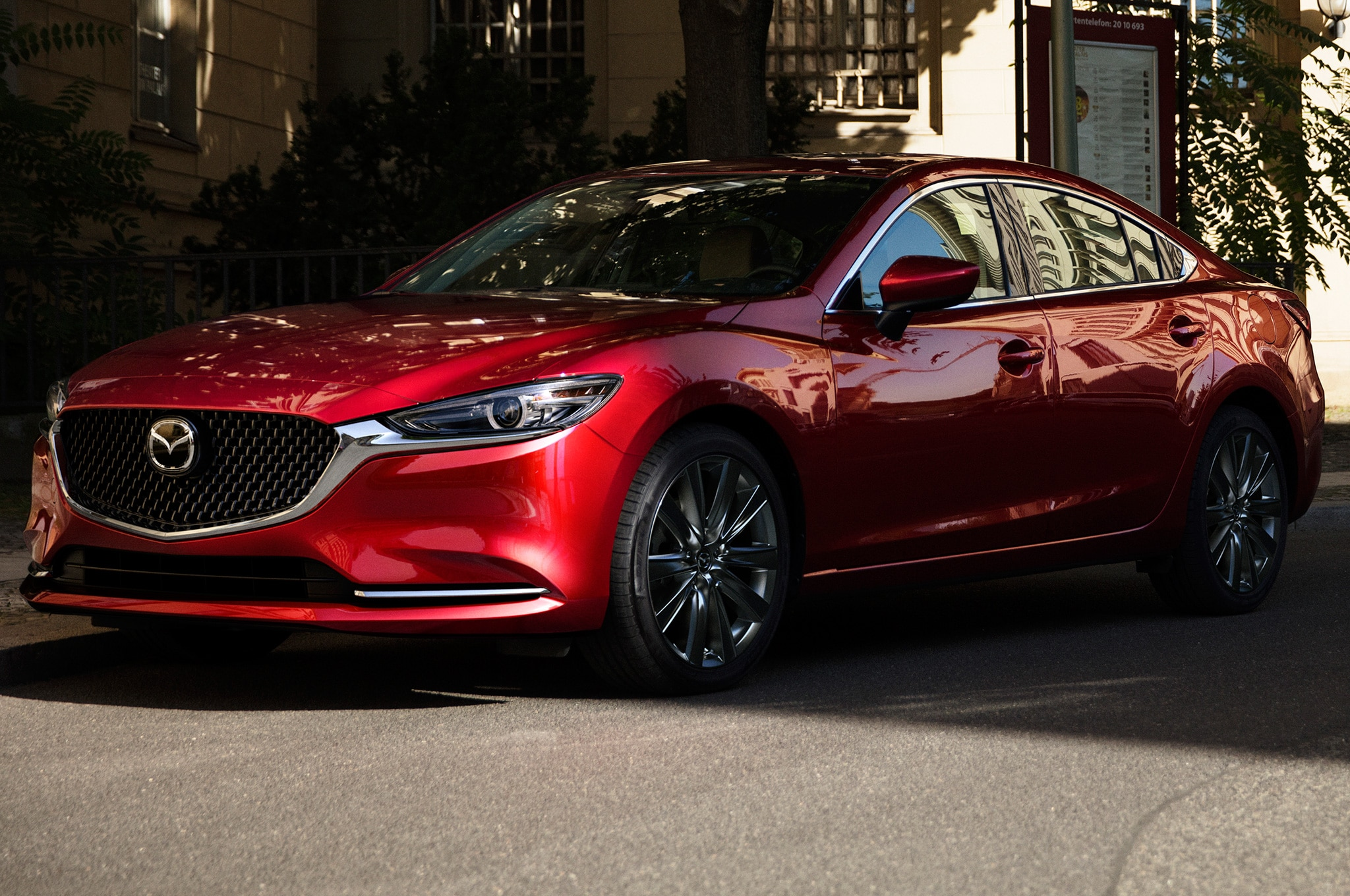 2018 Mazda6 Goes Upscale Starts At 22 840 Automobile