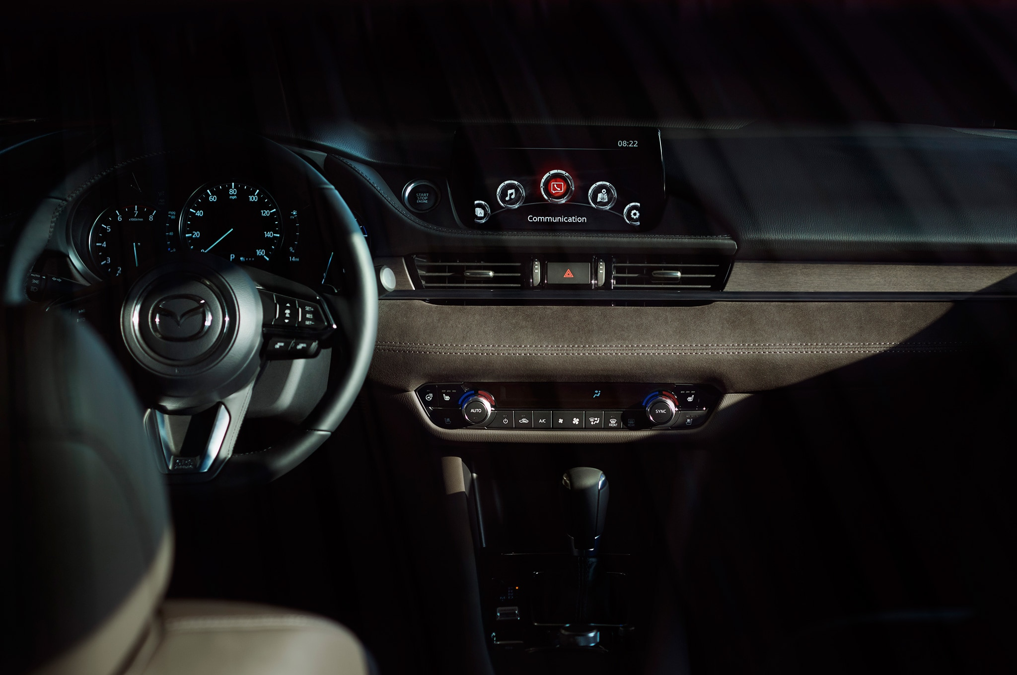 Toyota National City >> 2018 Mazda6 Gets 23/31 MPG with 2.5-Liter Turbo | Automobile Magazine