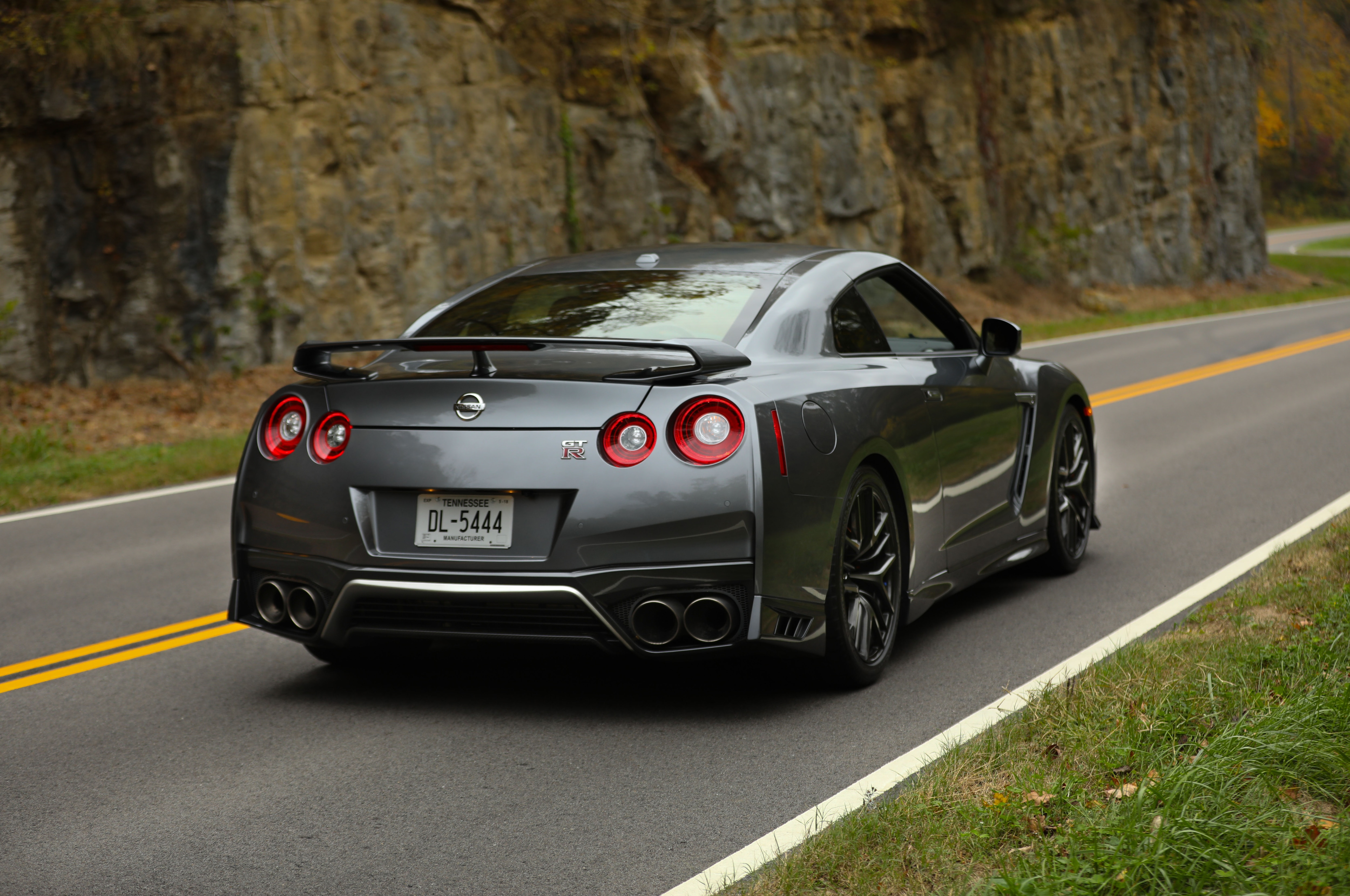 2018 Nissan Gt R Quick Take Review Automobile Magazine