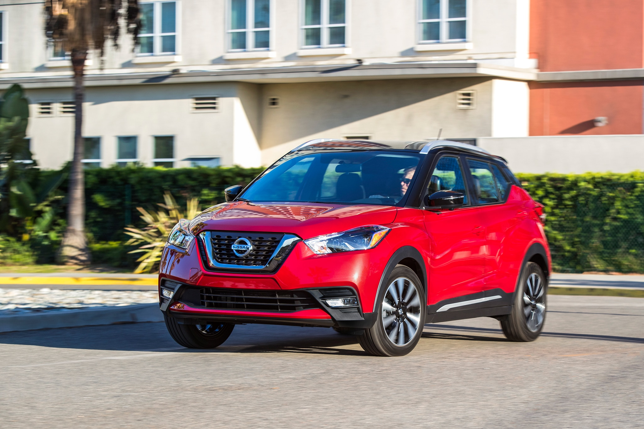 Get Your 2018 Nissan Kicks for Route 66