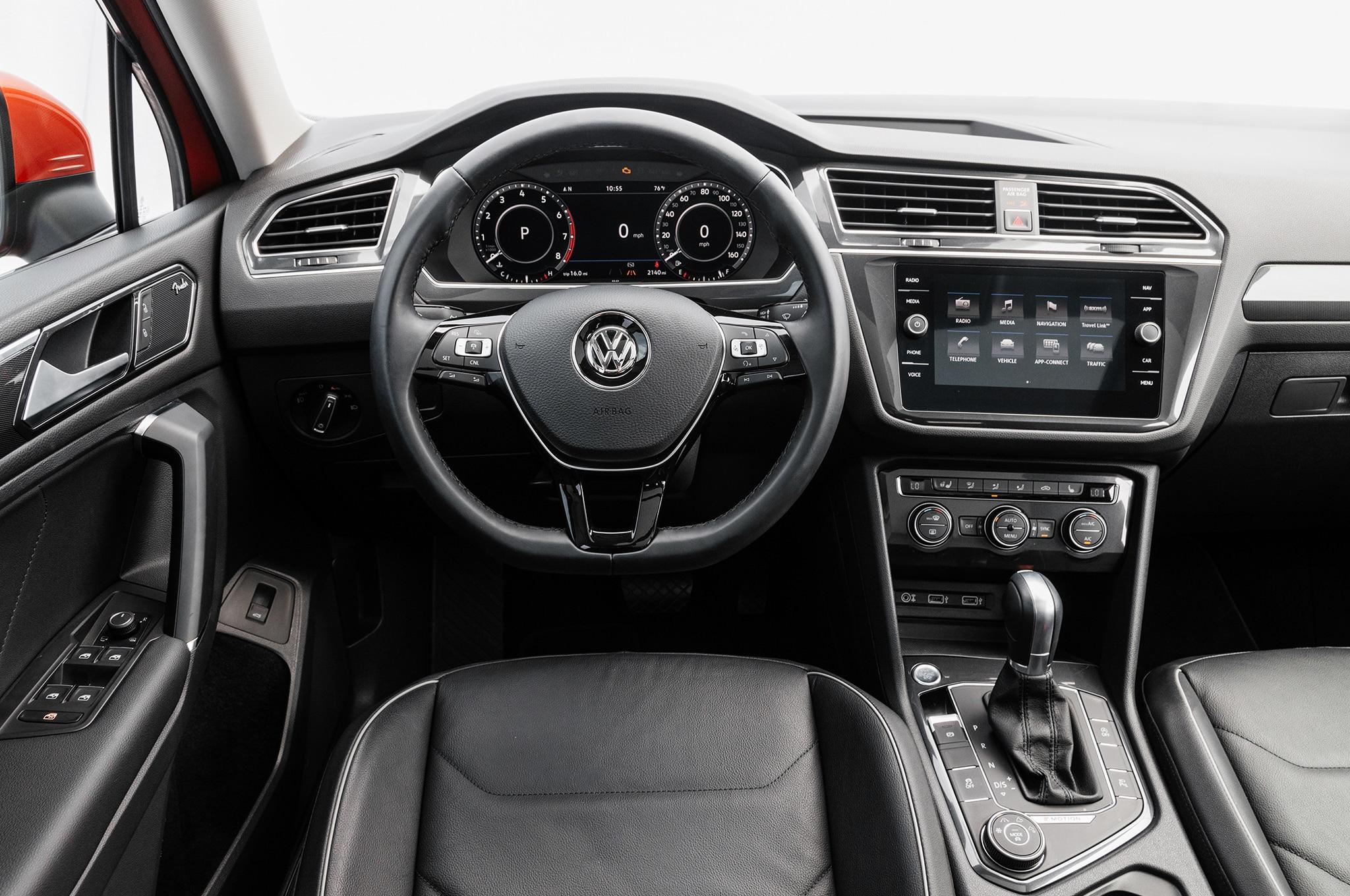Volkswagen Tiguan 2018 >> 2018 Volkswagen Tiguan Gets a Price Slash | Automobile Magazine