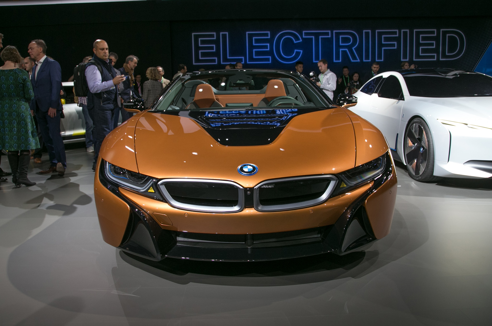 Bmw Reportedly Considering A More Powerful I8 Automobile Magazine