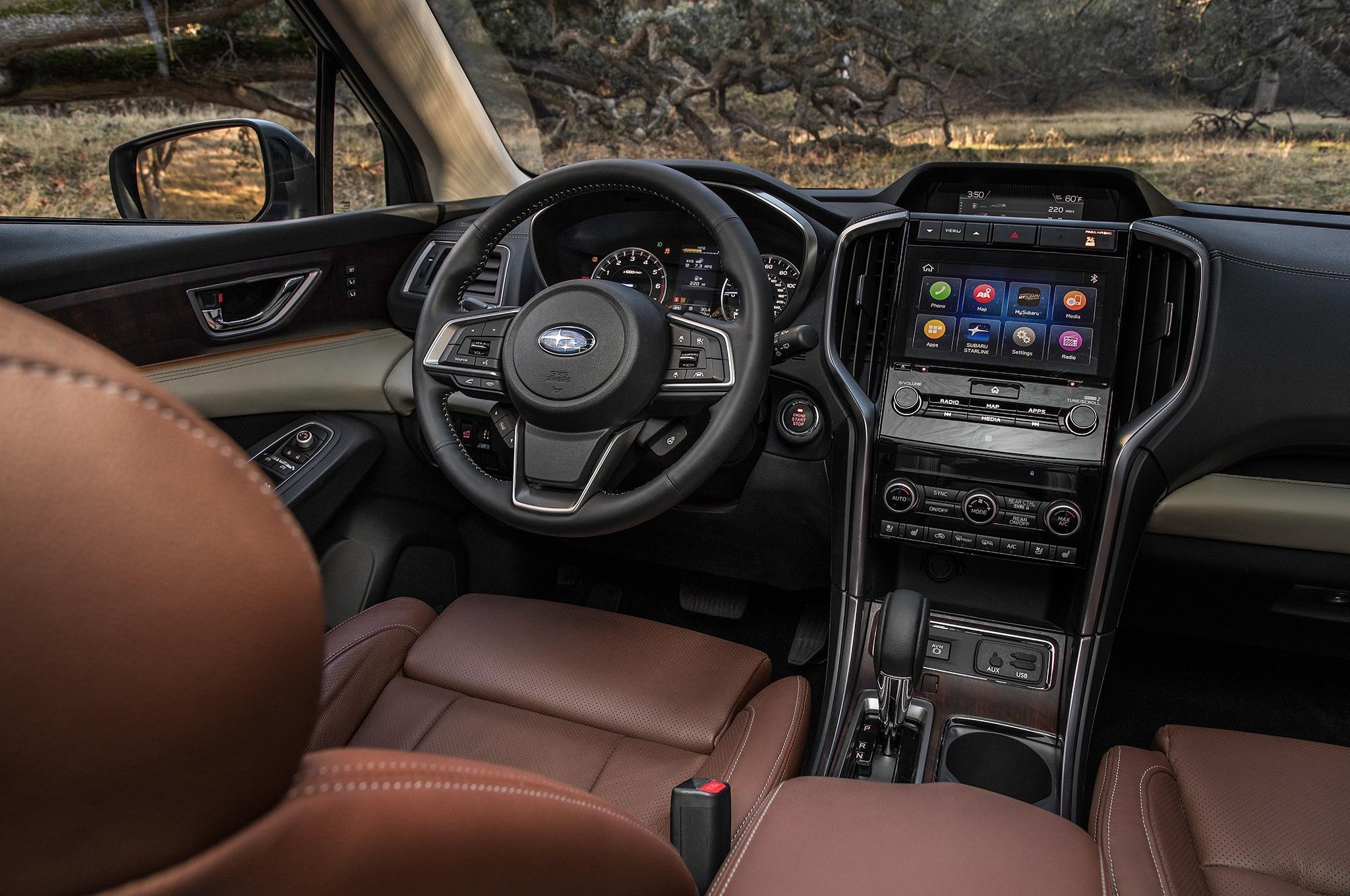 2019 Subaru Ascent Priced from $32,970   Automobile Magazine