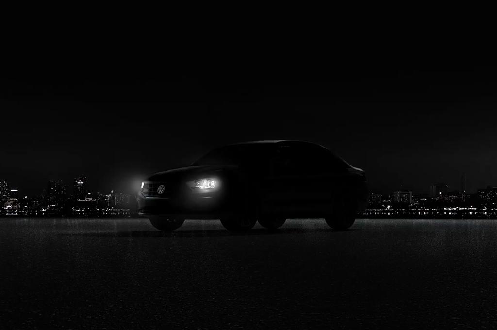 2019 Volkswagen Jetta Teaser