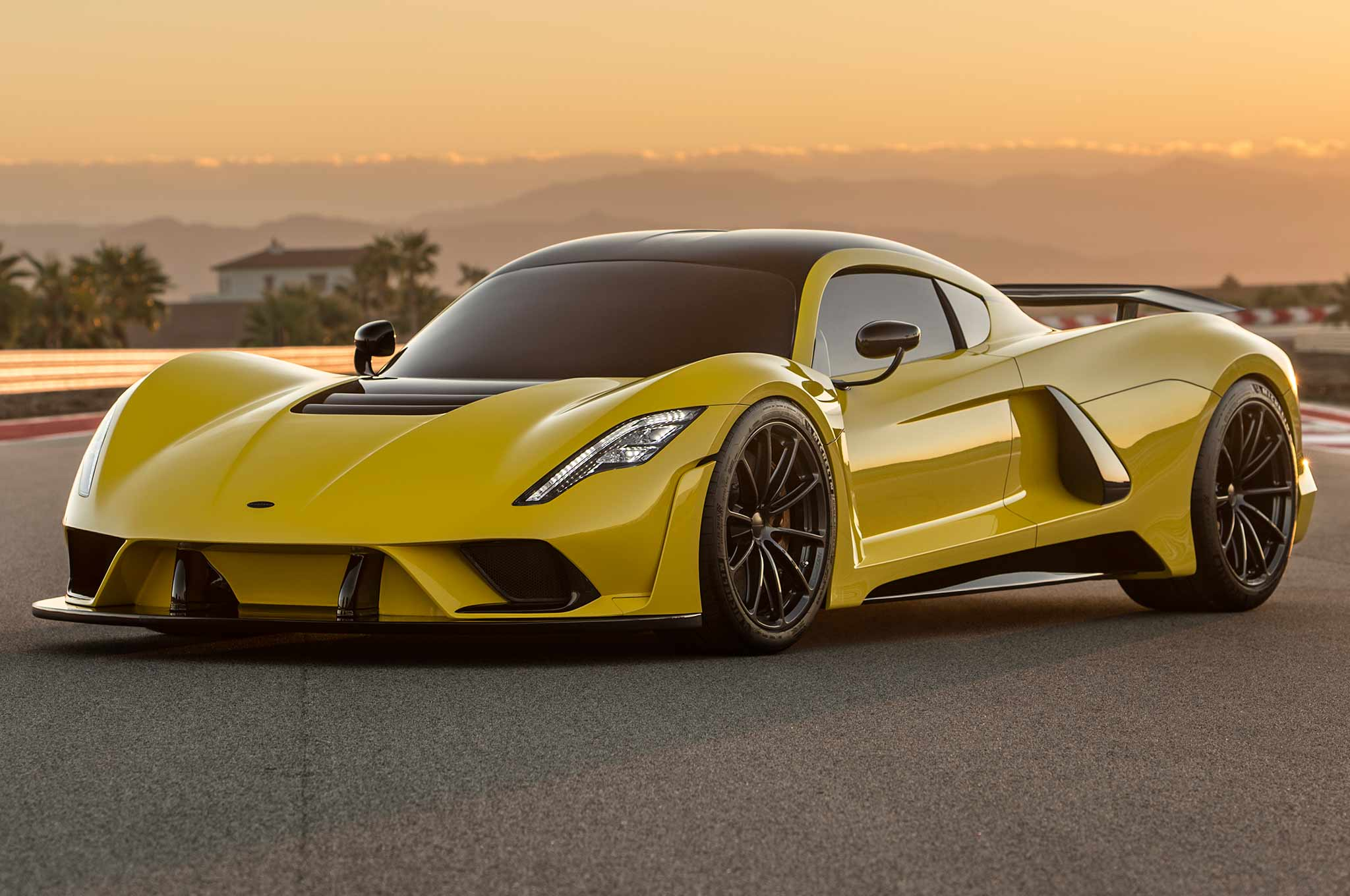 $1.6 Million Hennessey Venom F5 Debuts with More Than 1,600 Horsepower