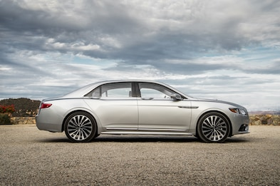 Lincoln Continental To Get Suicide Doors Automobile Magazine