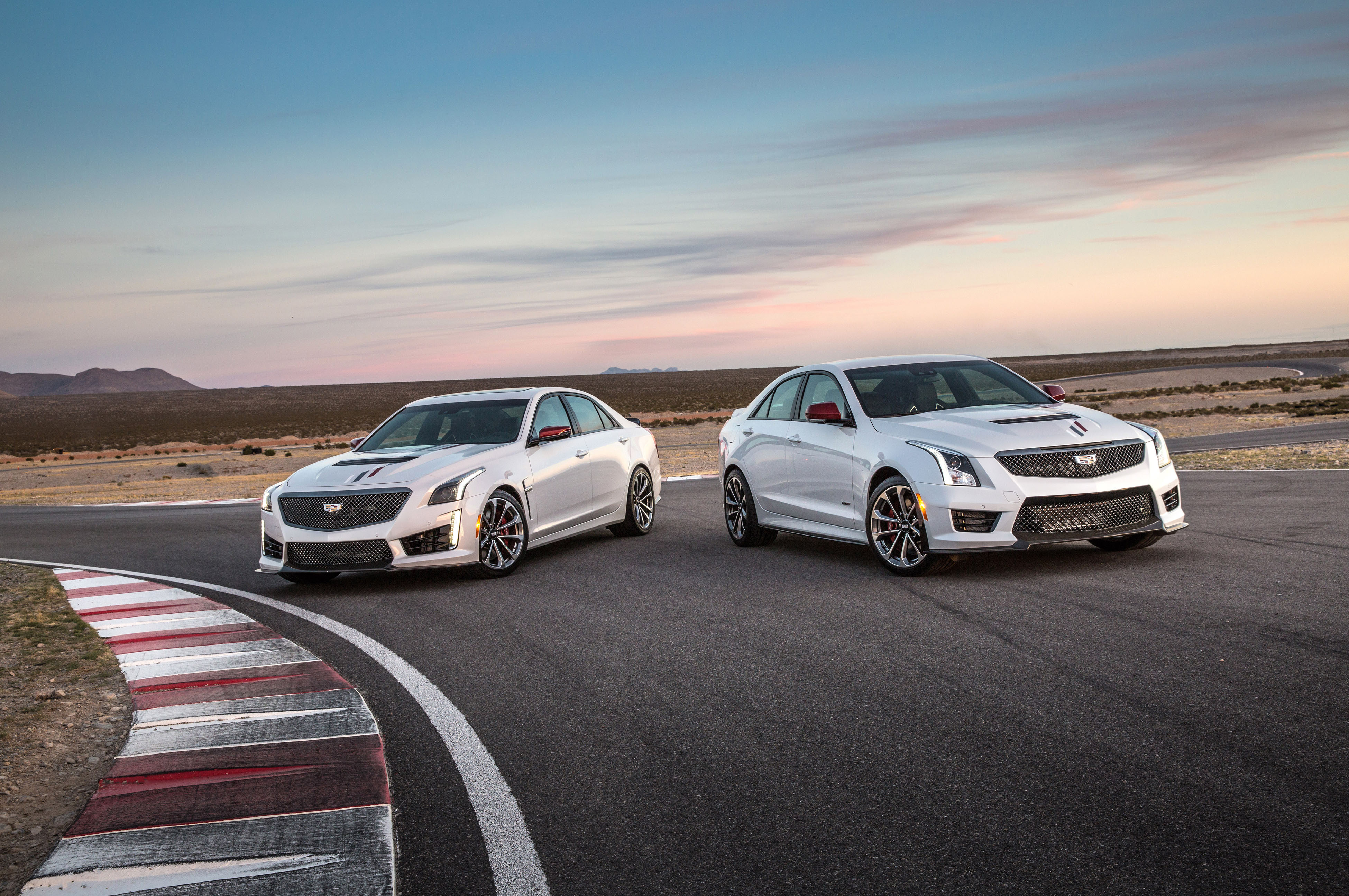 2018 Cadillac ATS V And CTS V Championship Editions