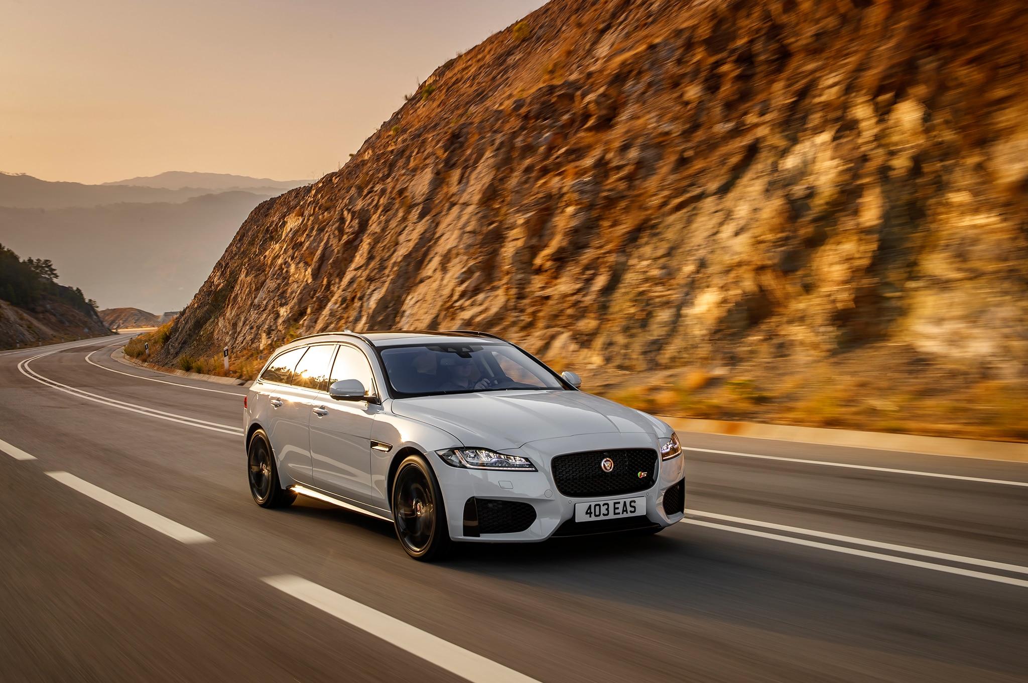 2019 jaguar xf adds limited edition 300 sport model