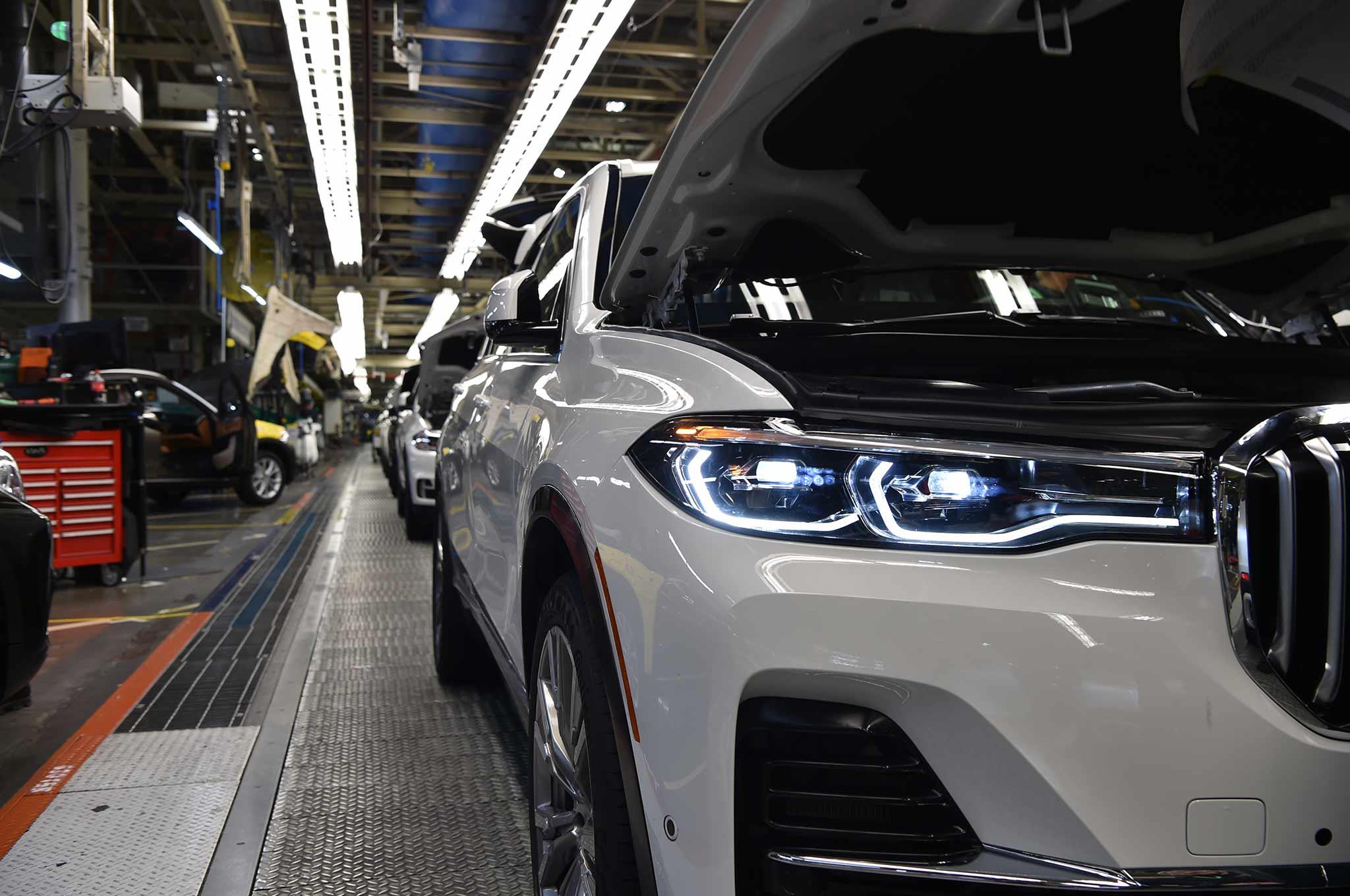 BMW X7 Pre Production 04