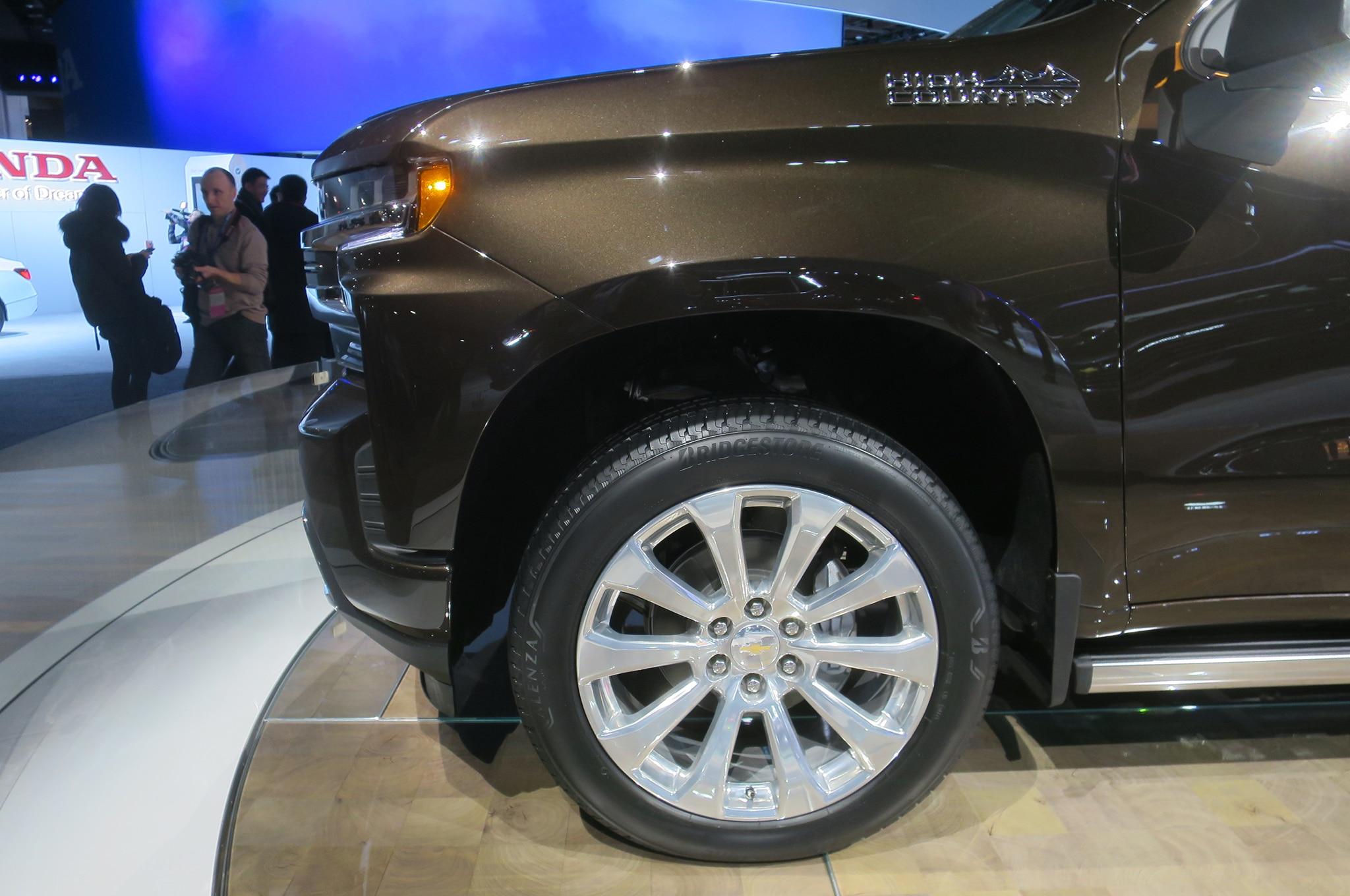 2019 Chevrolet Silverado 1500 Gets Trailer Theft Alert ...
