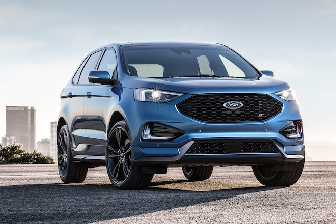 2019 Ford Edge St Gets Sport Mode With Rev Matching