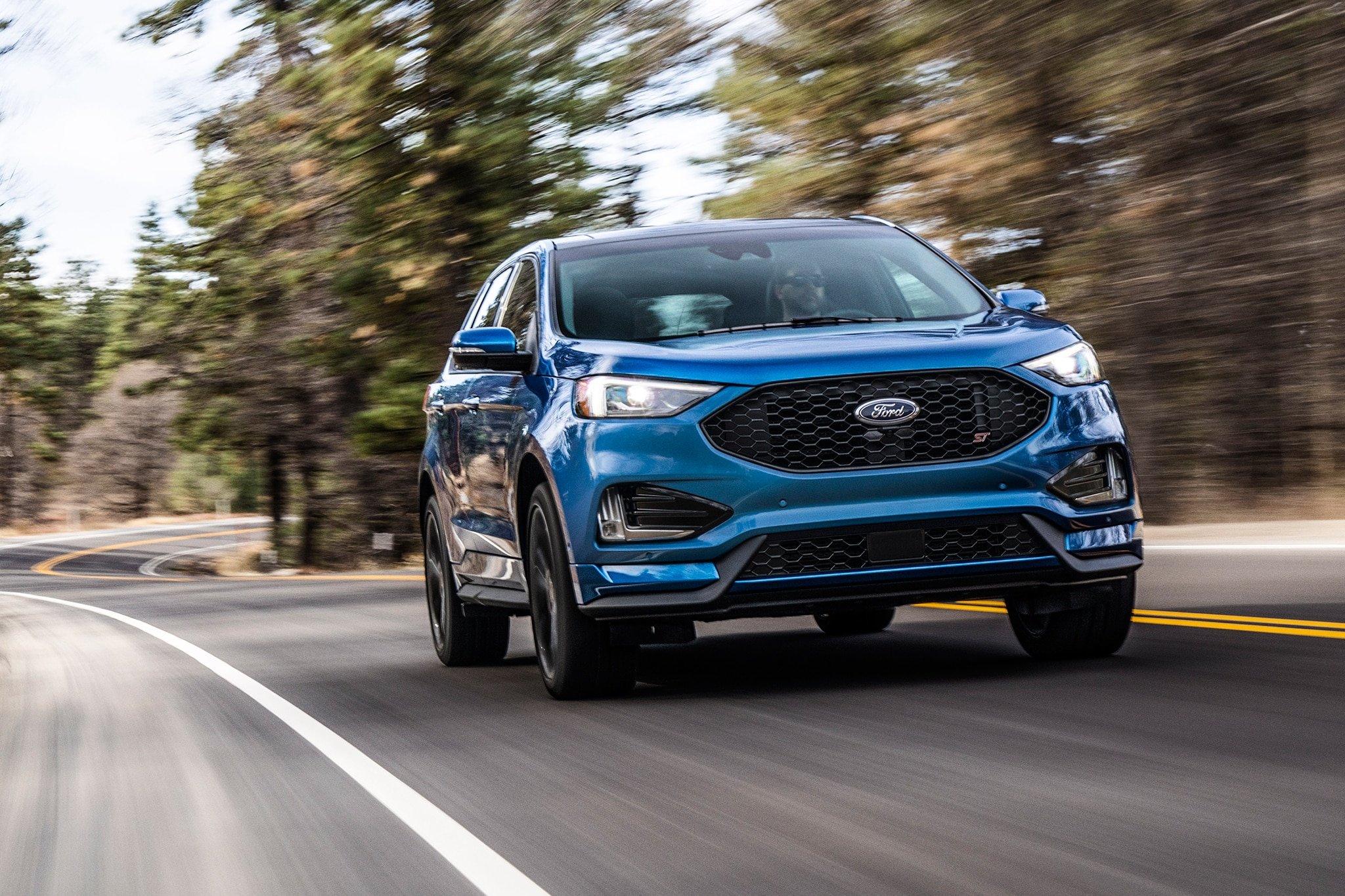 2019 Ford Edge ST Gets Sport Mode with Rev-Matching ...