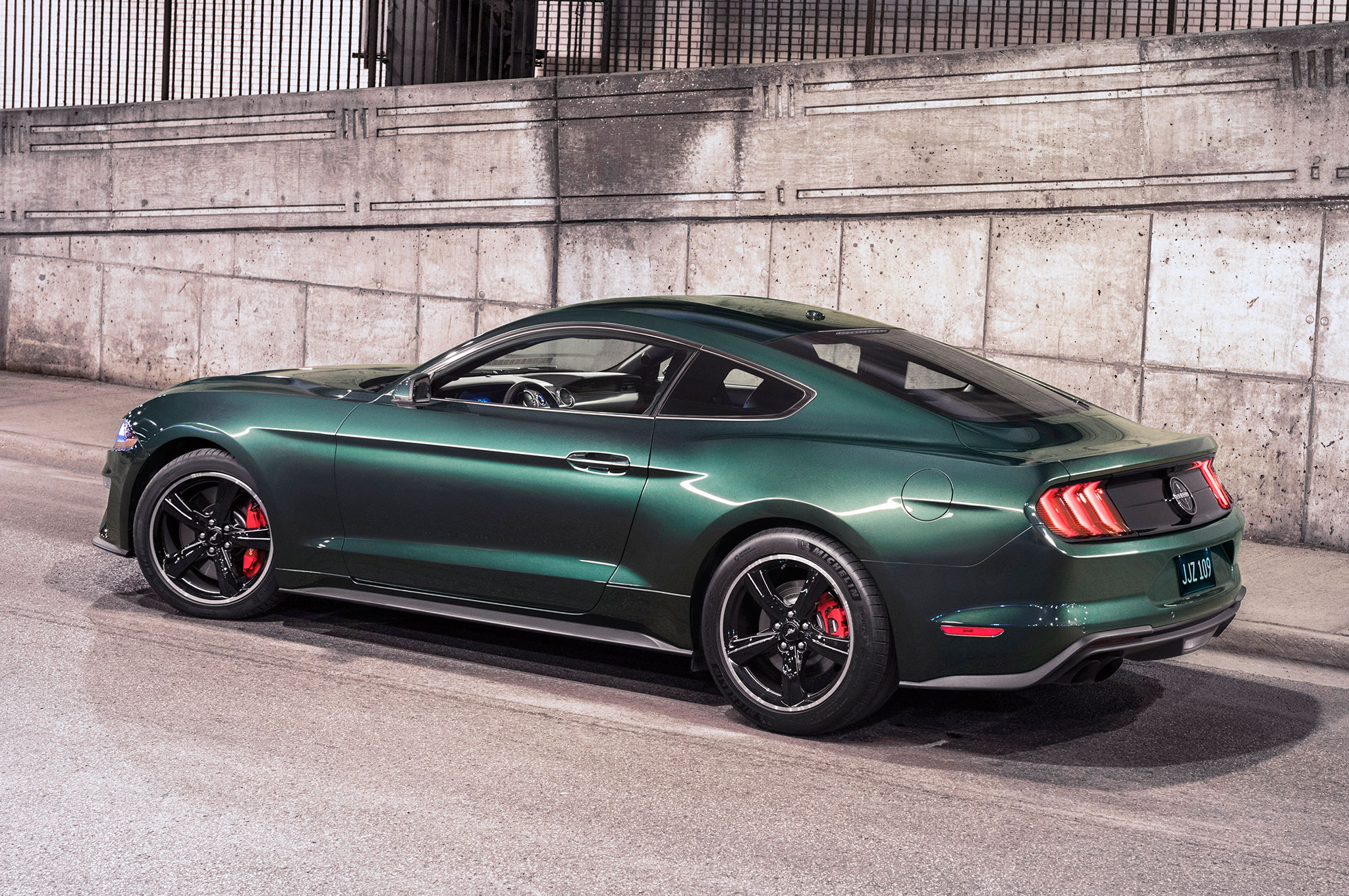 2019 Ford Mustang Bullitt Gets 47 495 Price Tag