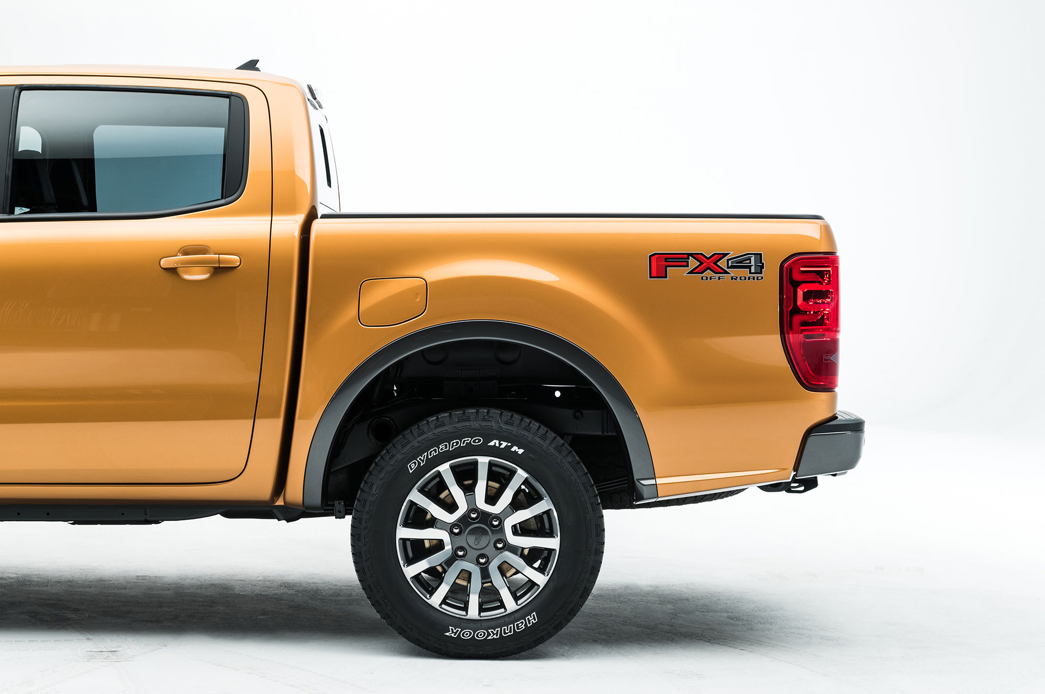 2019 Ford Ranger Packs 310 Pound Feet Of Torque