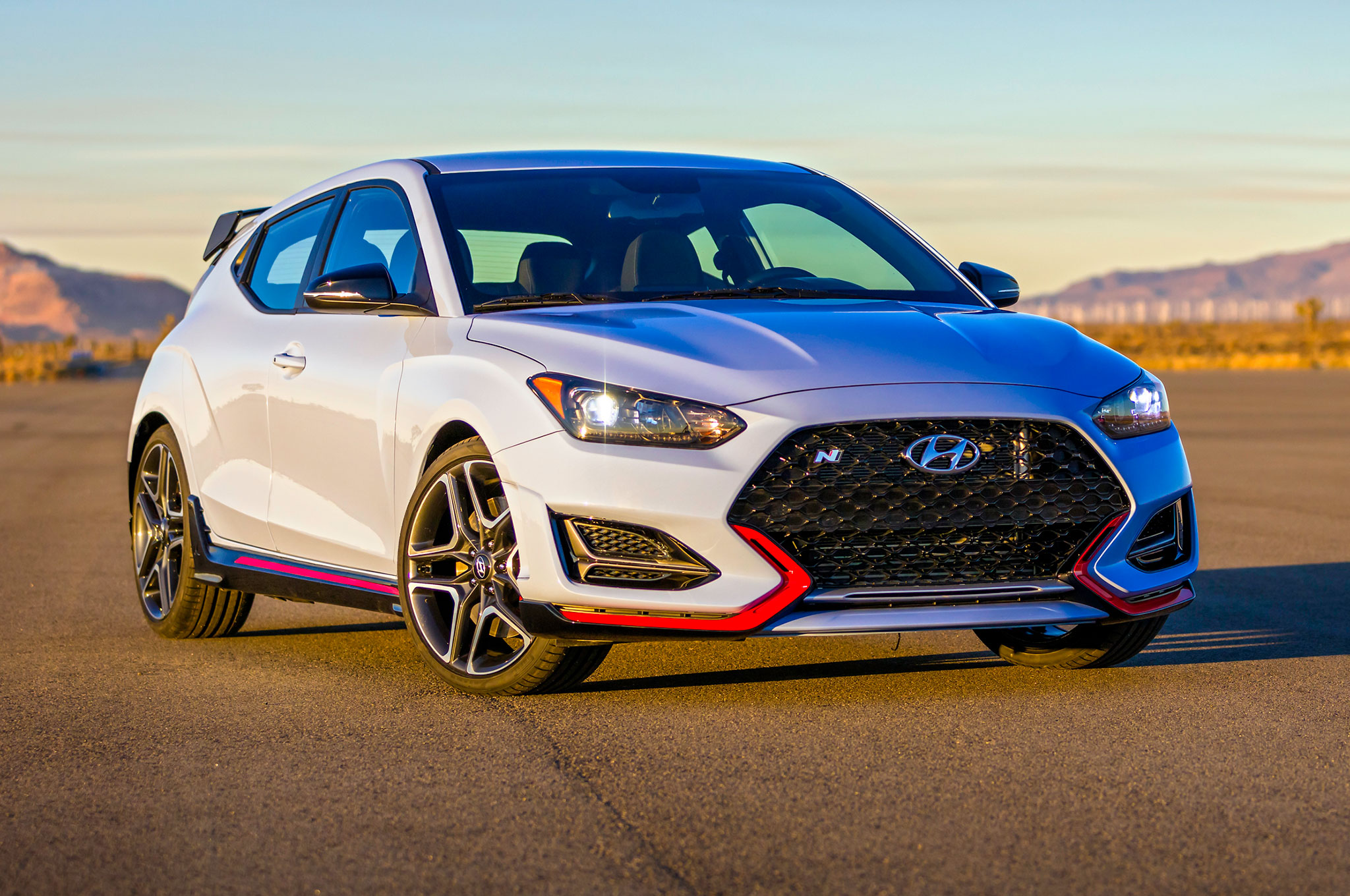 2019 New And Future Cars: Hyundai Veloster N