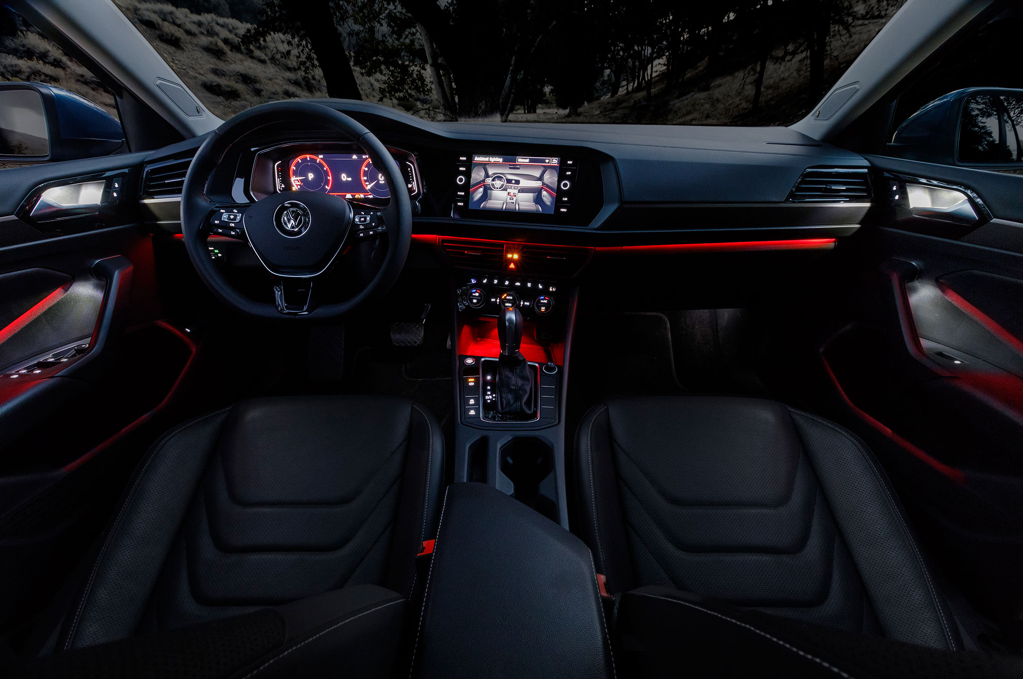 2019 volkswagen jetta starts at 19 395 automobile magazine. Black Bedroom Furniture Sets. Home Design Ideas