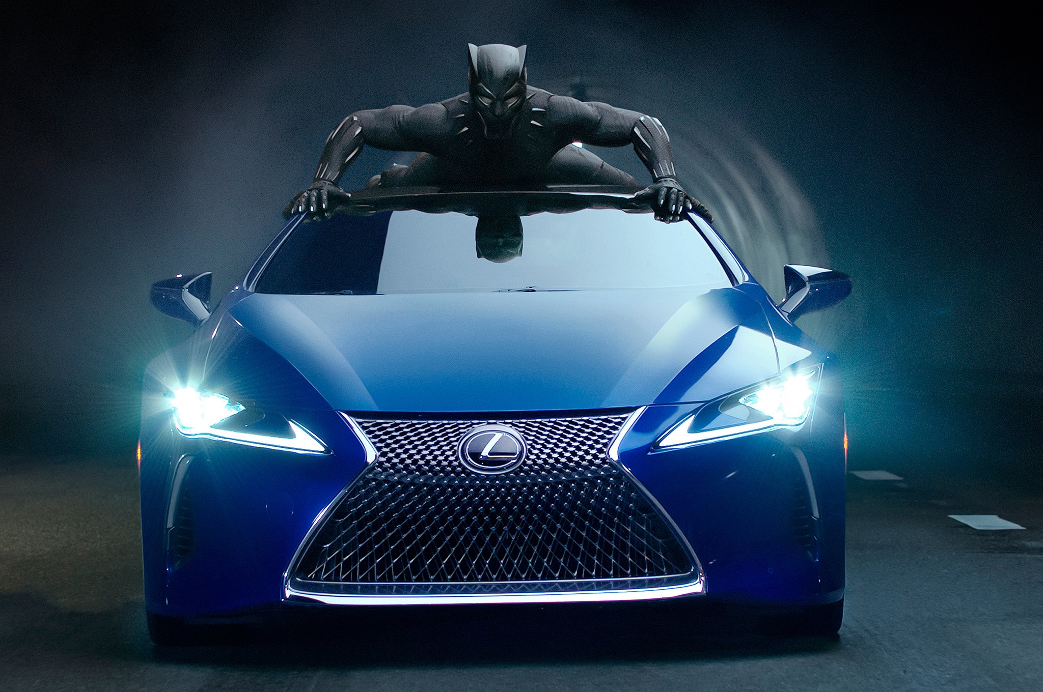Lexus LC 500_Black_Panther_04