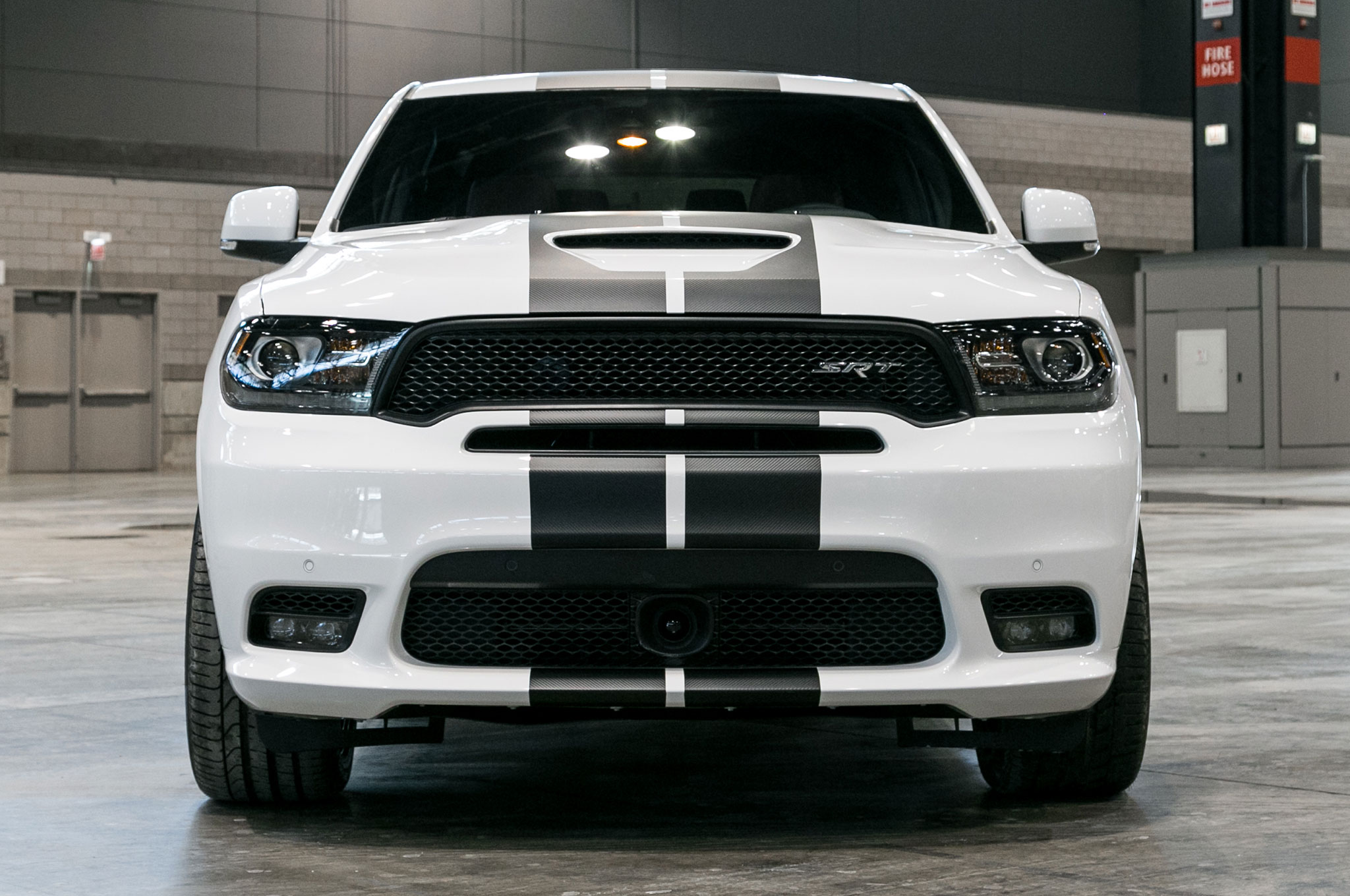 srt rallye appearance package   dodge durango gt   aggressive  automobile