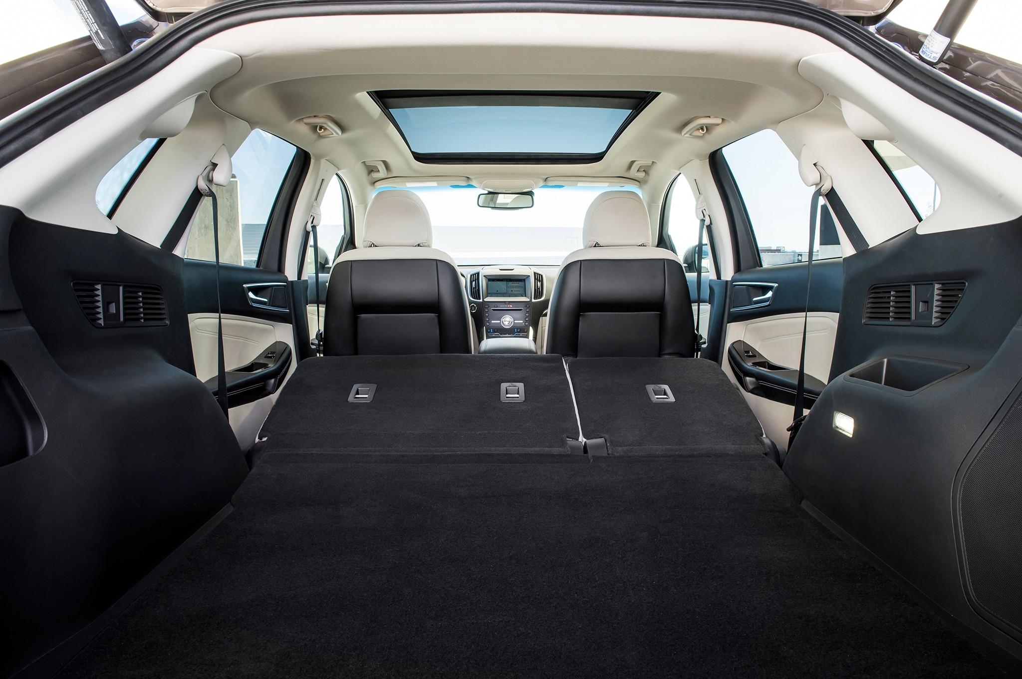 2019 Ford Edge Titanium Elite Package Debuts in Chicago | Automobile Magazine