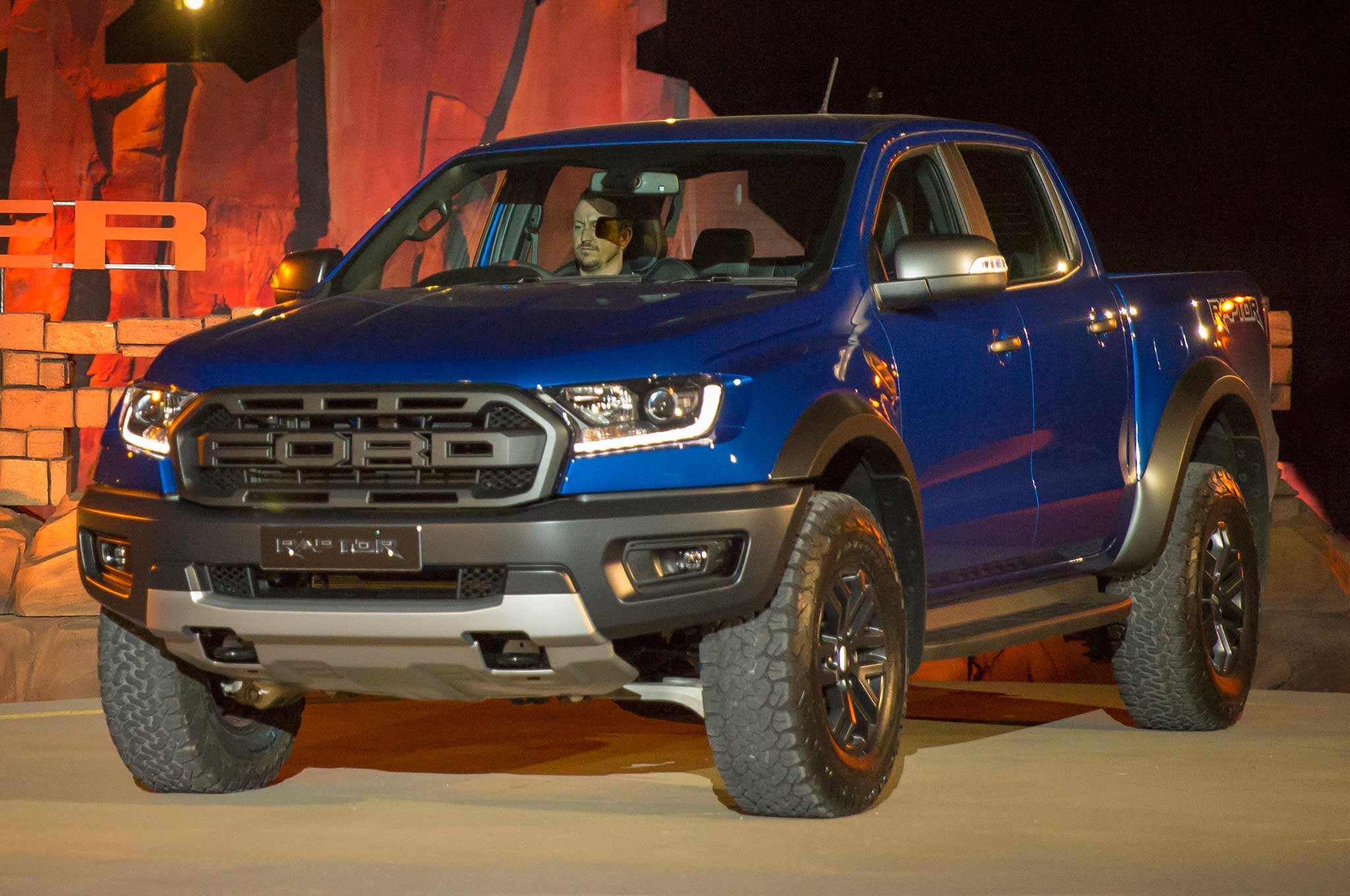ford exec ranger raptor would do really well in the u s automobile magazine. Black Bedroom Furniture Sets. Home Design Ideas