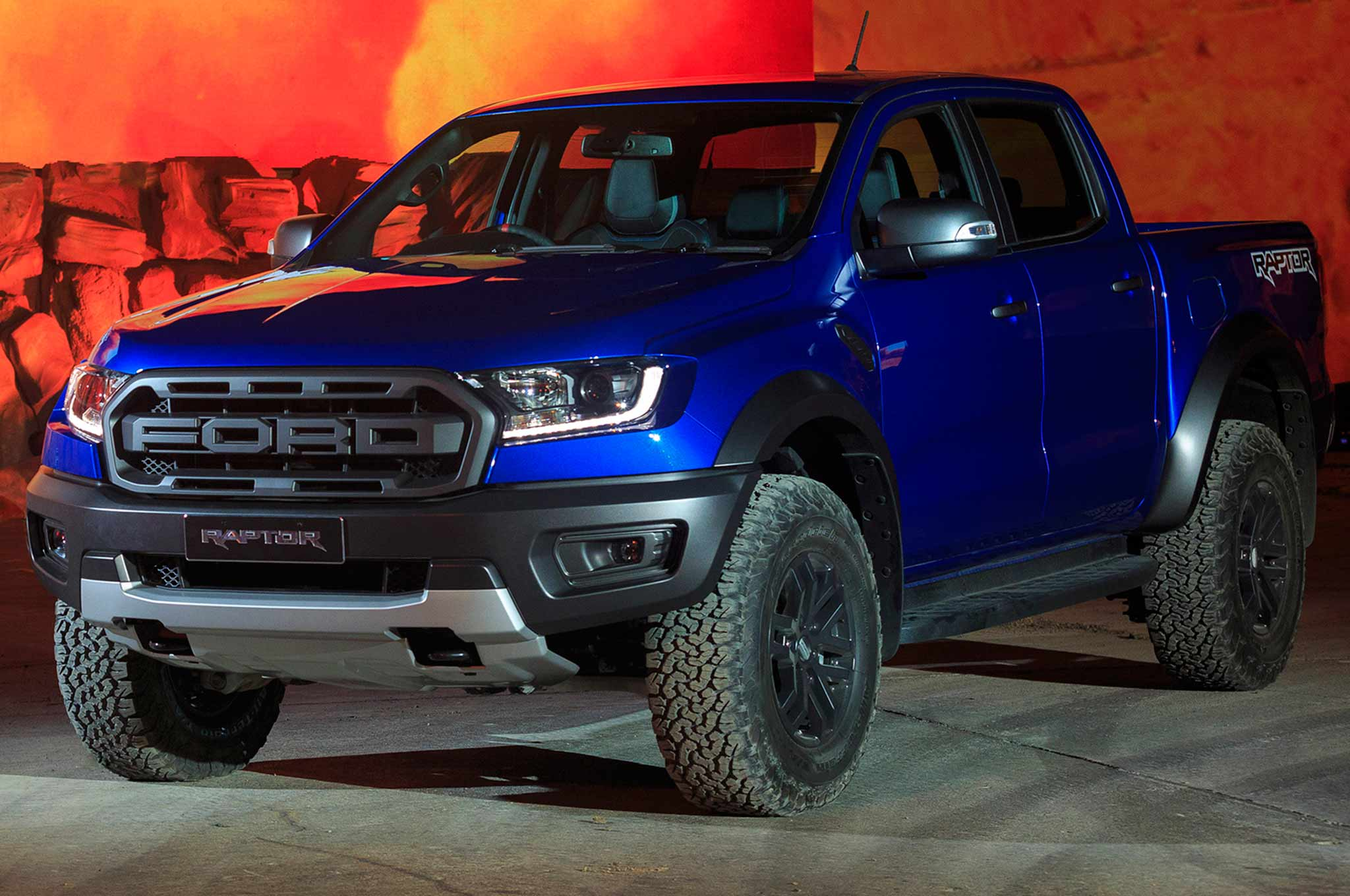 "Ford Exec: Ranger Raptor ""Would Do Really Well"" in the U.S. 