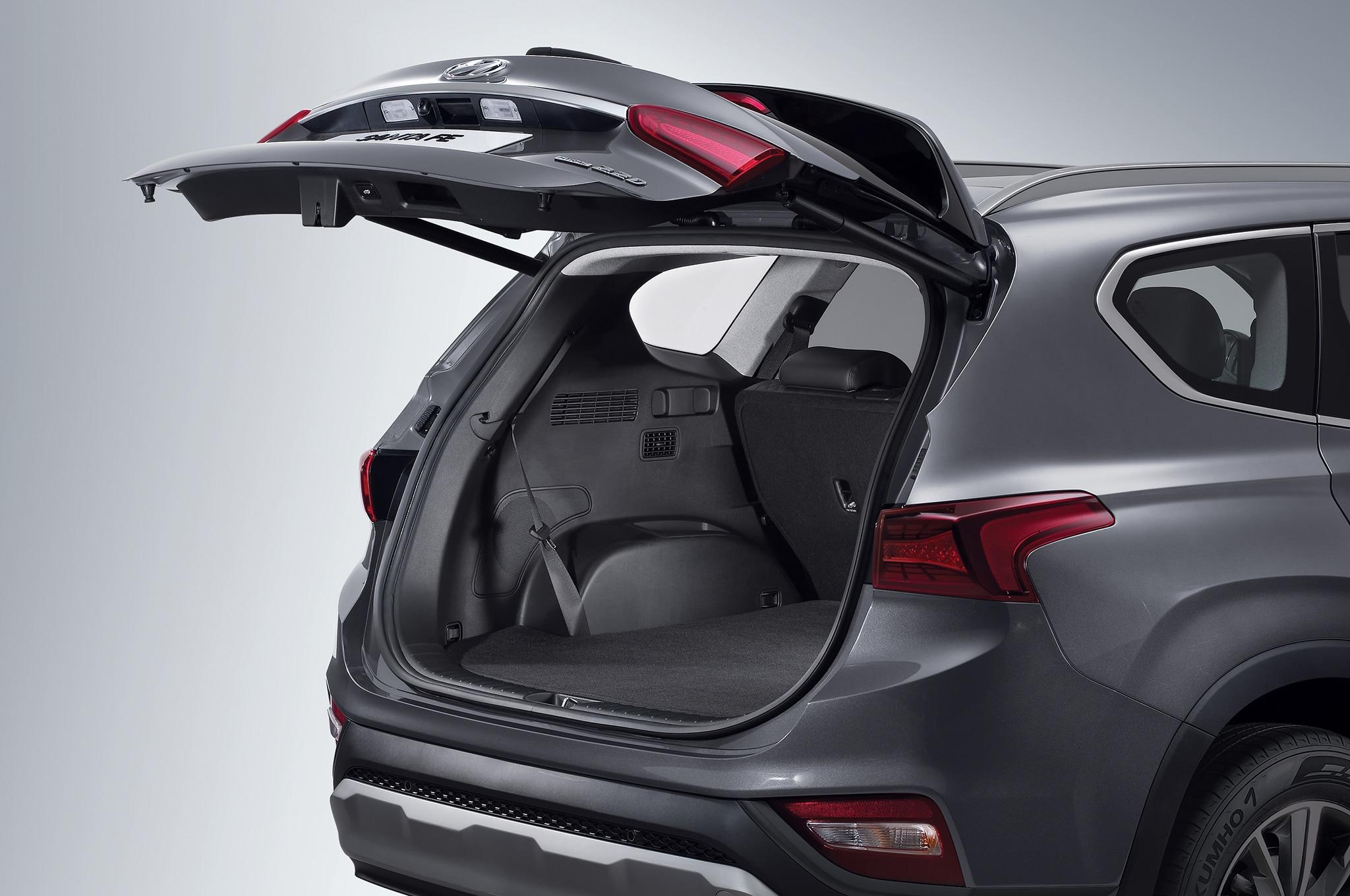 3rd Row Suv >> 2019 Hyundai Santa Fe First Drive Review | Automobile Magazine