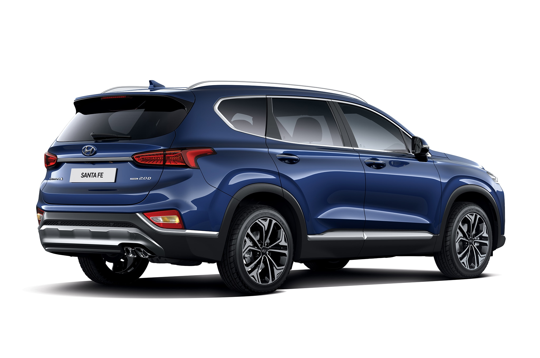 2019 Hyundai Santa Fe Getting a Diesel Option