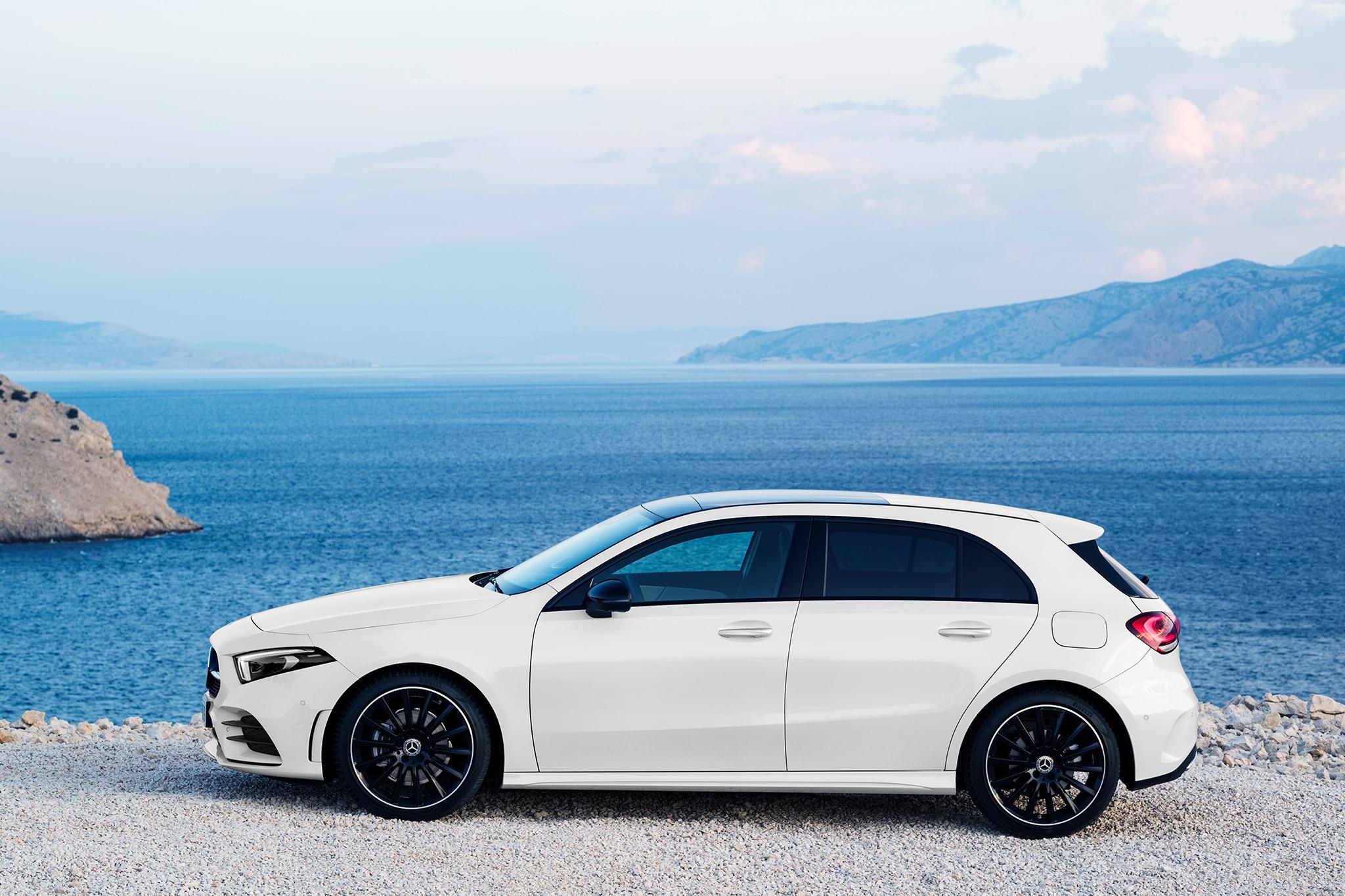 2019 Mercedes Benz A Class Hatchback European Spec 23