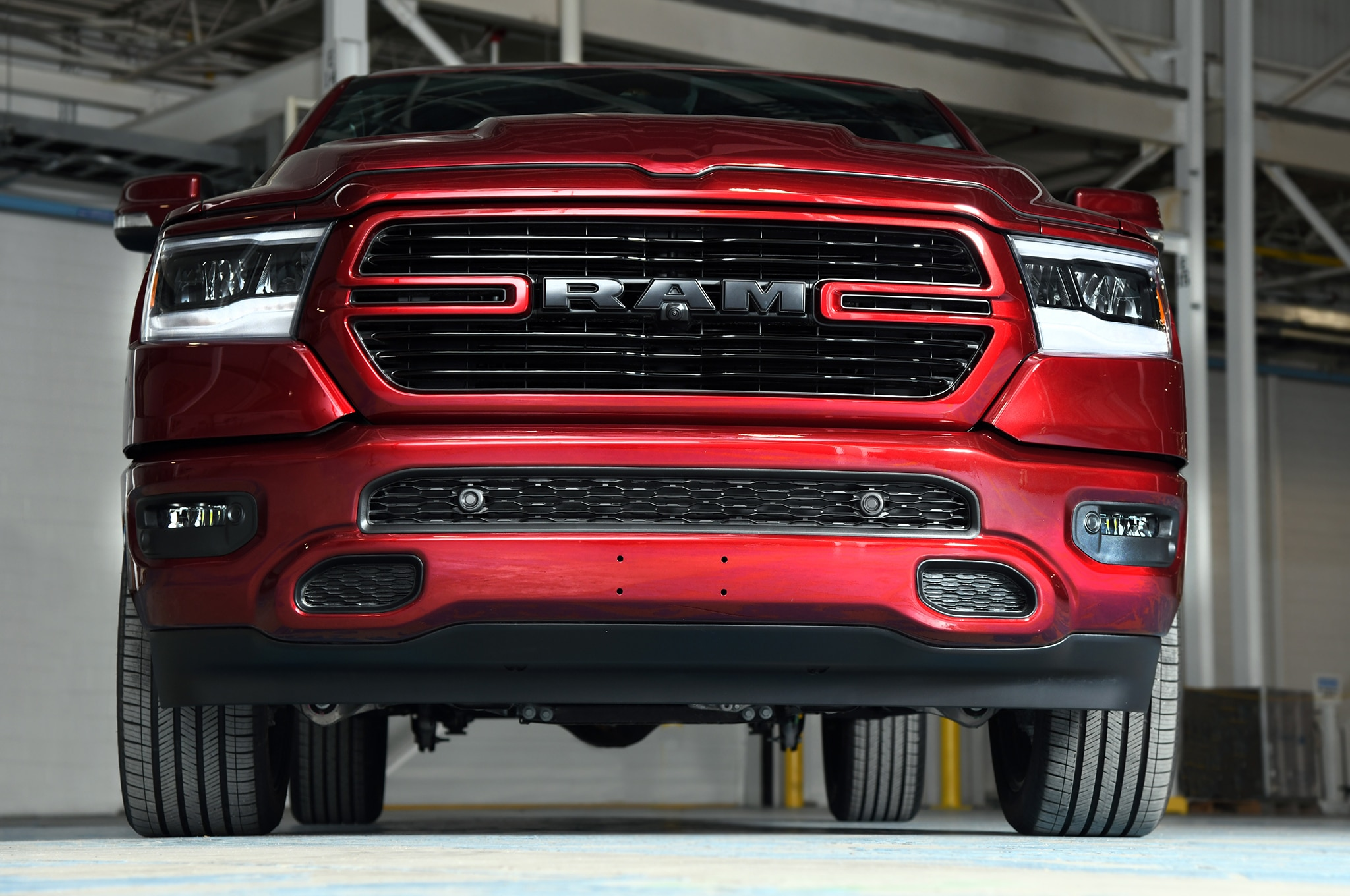 Canada Gets an Exclusive 2019 Ram 1500 Sport Trim ...