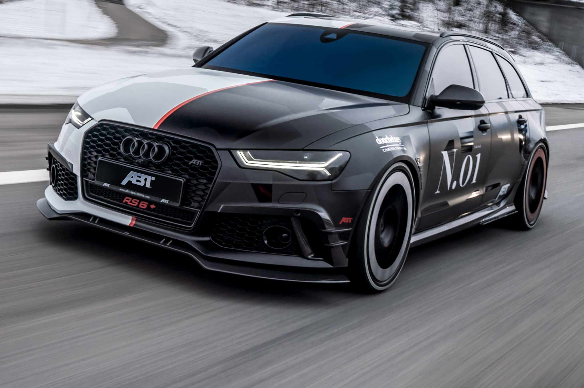 Jon Olsson S Audi Rs 6 Wagon Is Reborn As Project Phoenix