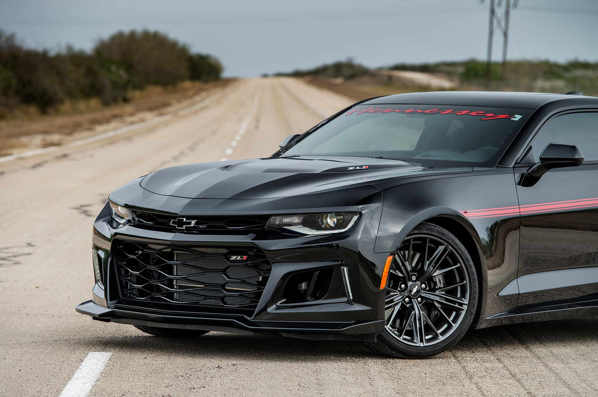 Hennessey Exorcist Camaro ZL1 Hits 217 MPH in New Video | Automobile ...