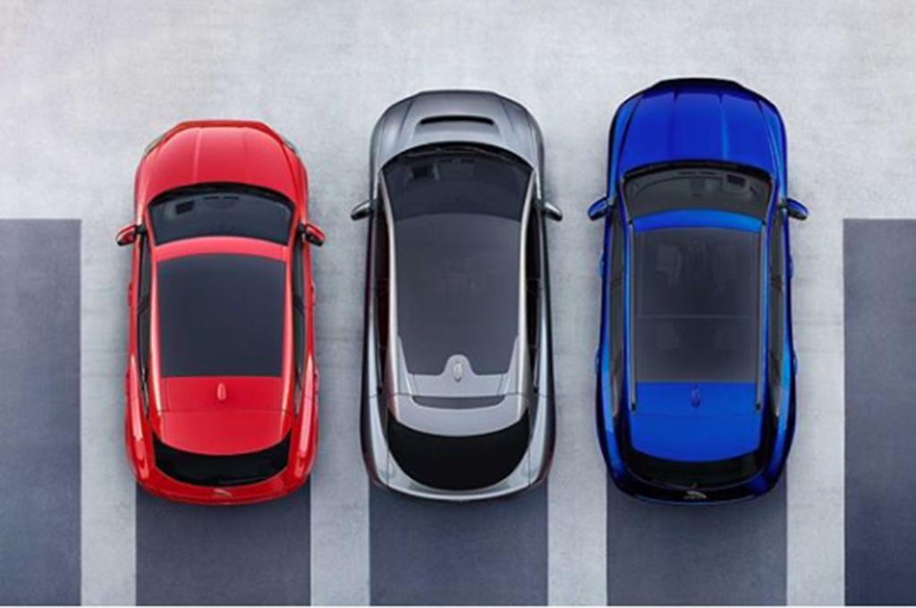 Jaguar I Pace Size Comparison
