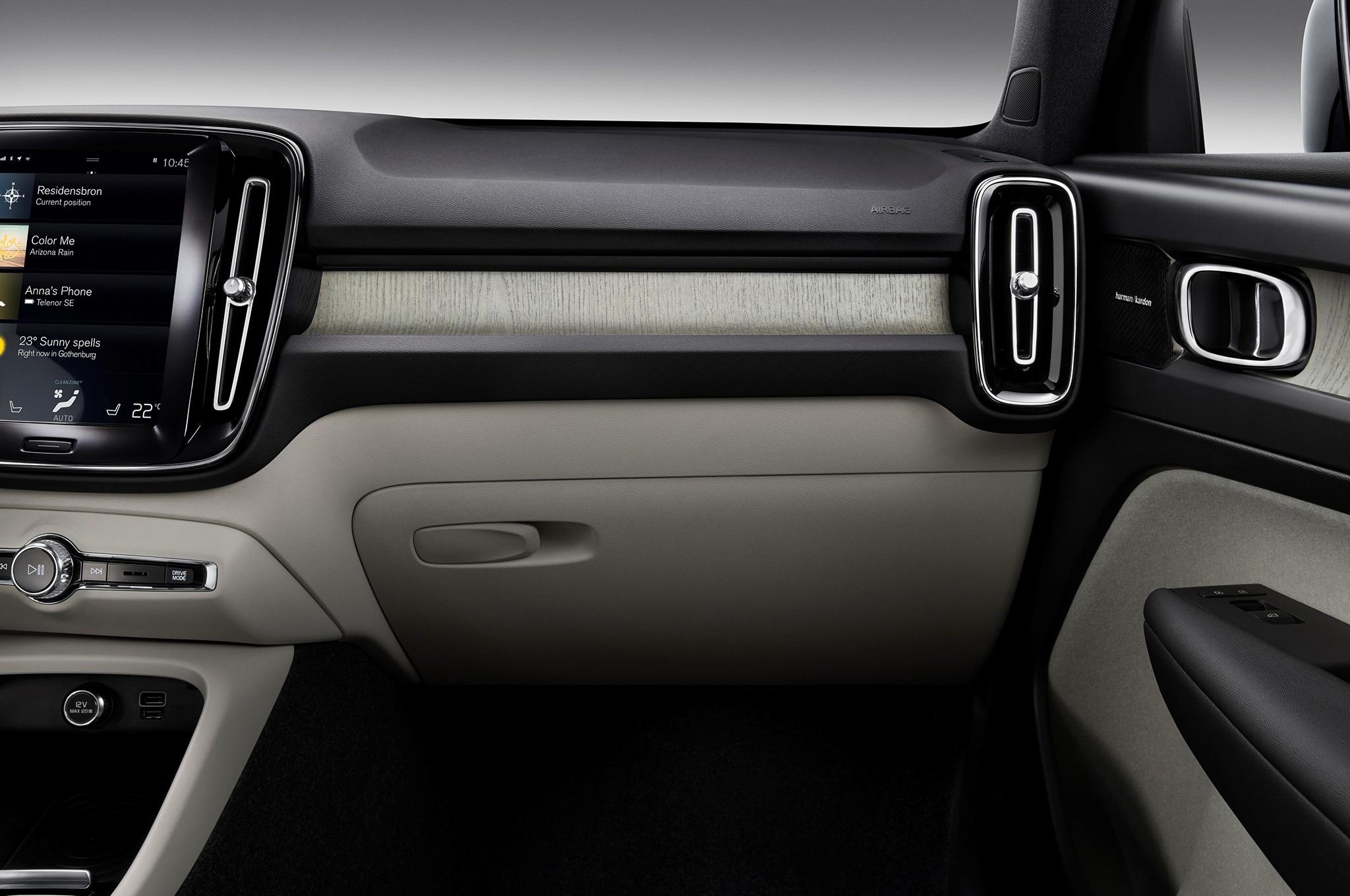 2019 Volvo XC40 T5 AWD Momentum Quick Take   Automobile Magazine