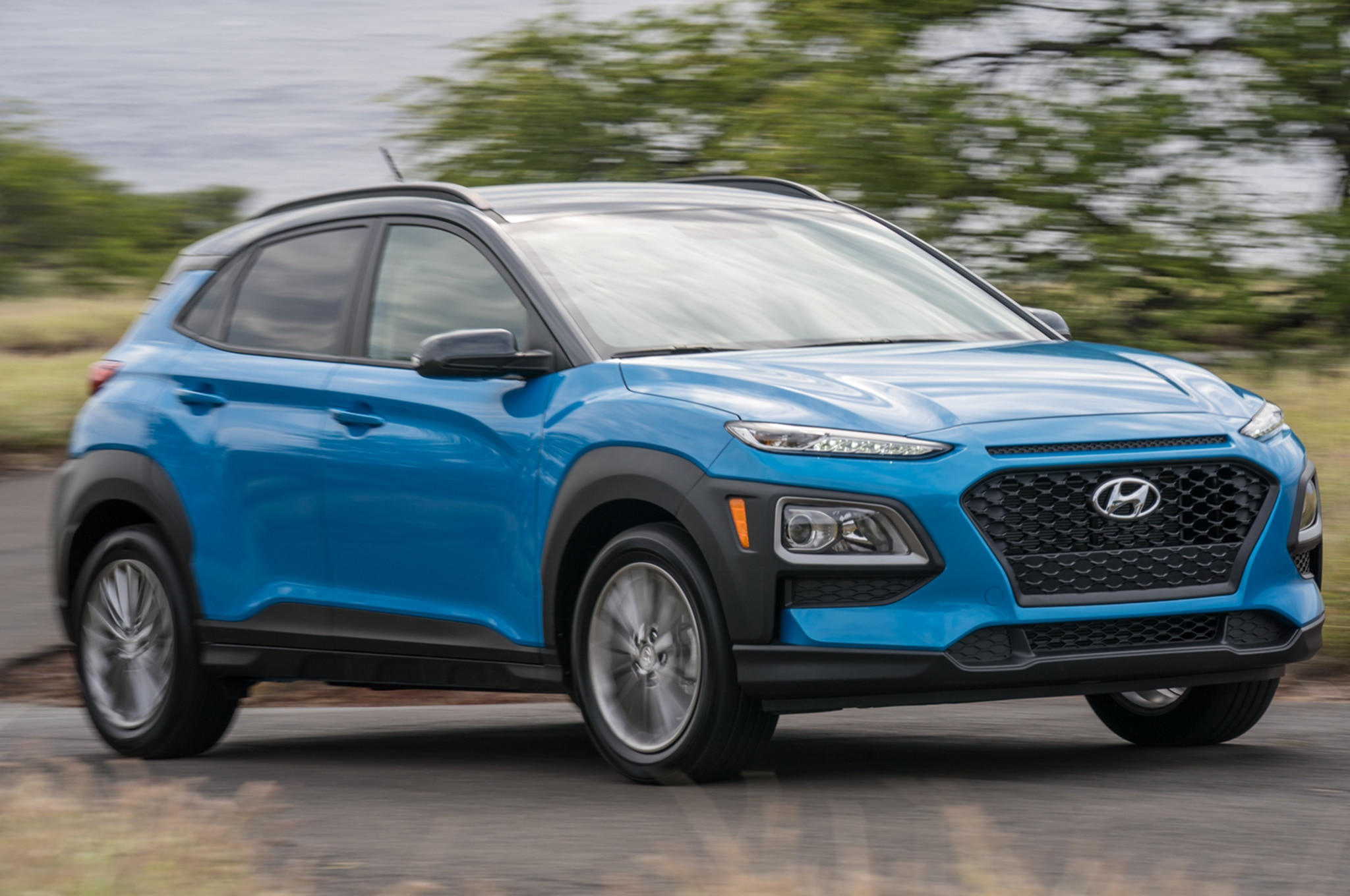 hyundai reportedly developing a sport tuned kona n suv with 247 hp automobile magazine. Black Bedroom Furniture Sets. Home Design Ideas