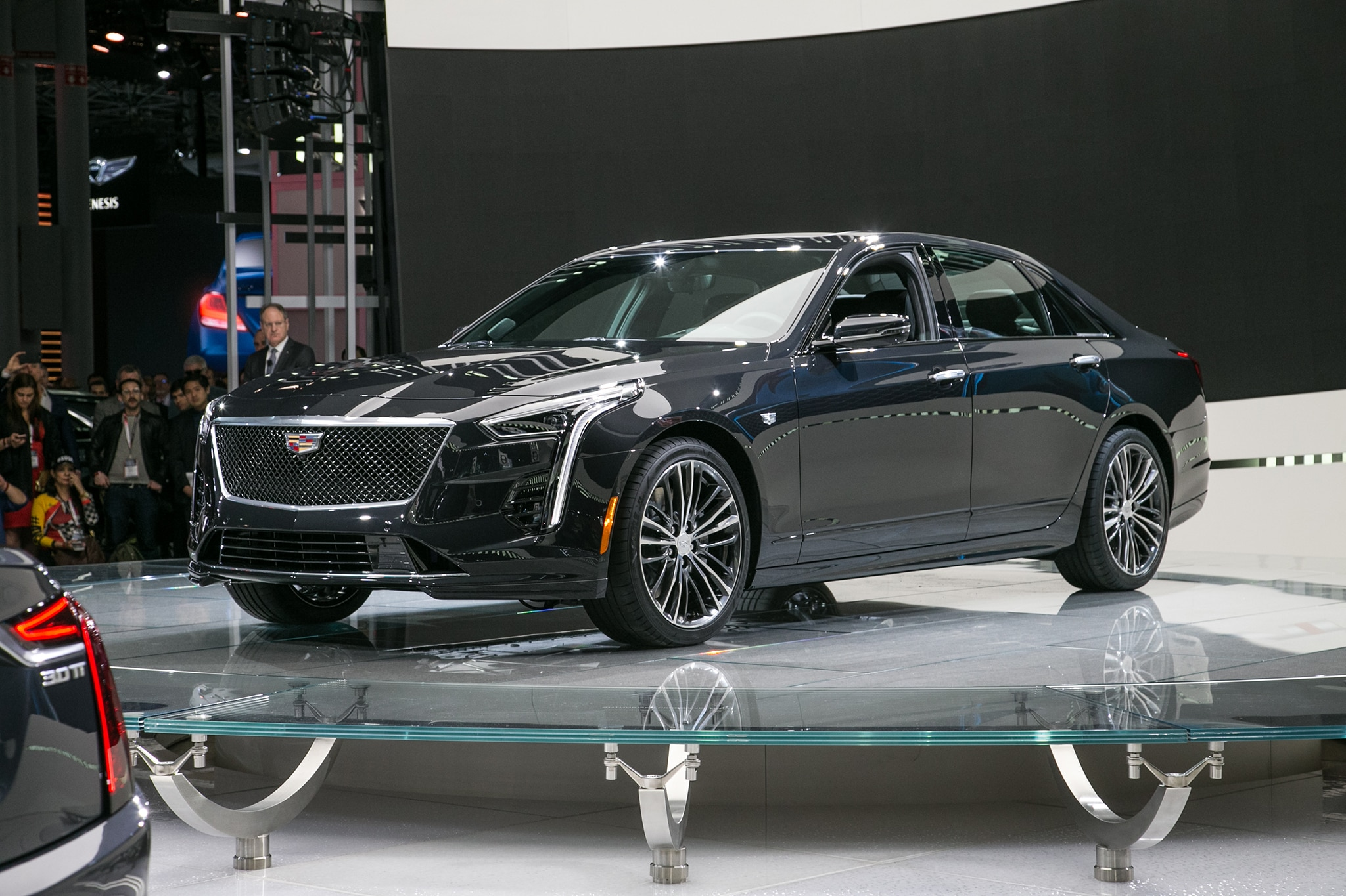 Cadillac Ct6 V Sport Is Now The Ct6 V Automobile Magazine