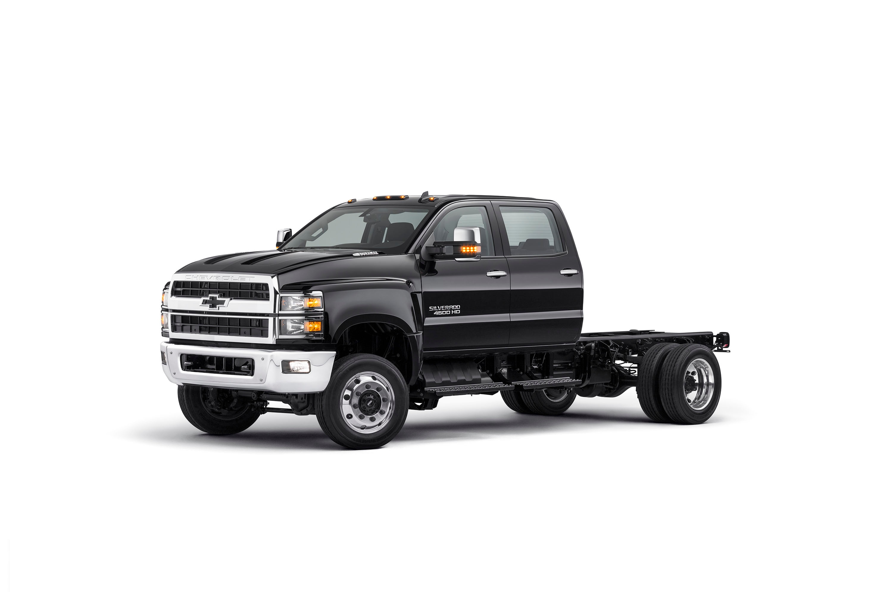 Chevrolet Silverado Hd Chassis Cab Front Three Quarter on Chevy 4500 Truck Crew Cab 4x4