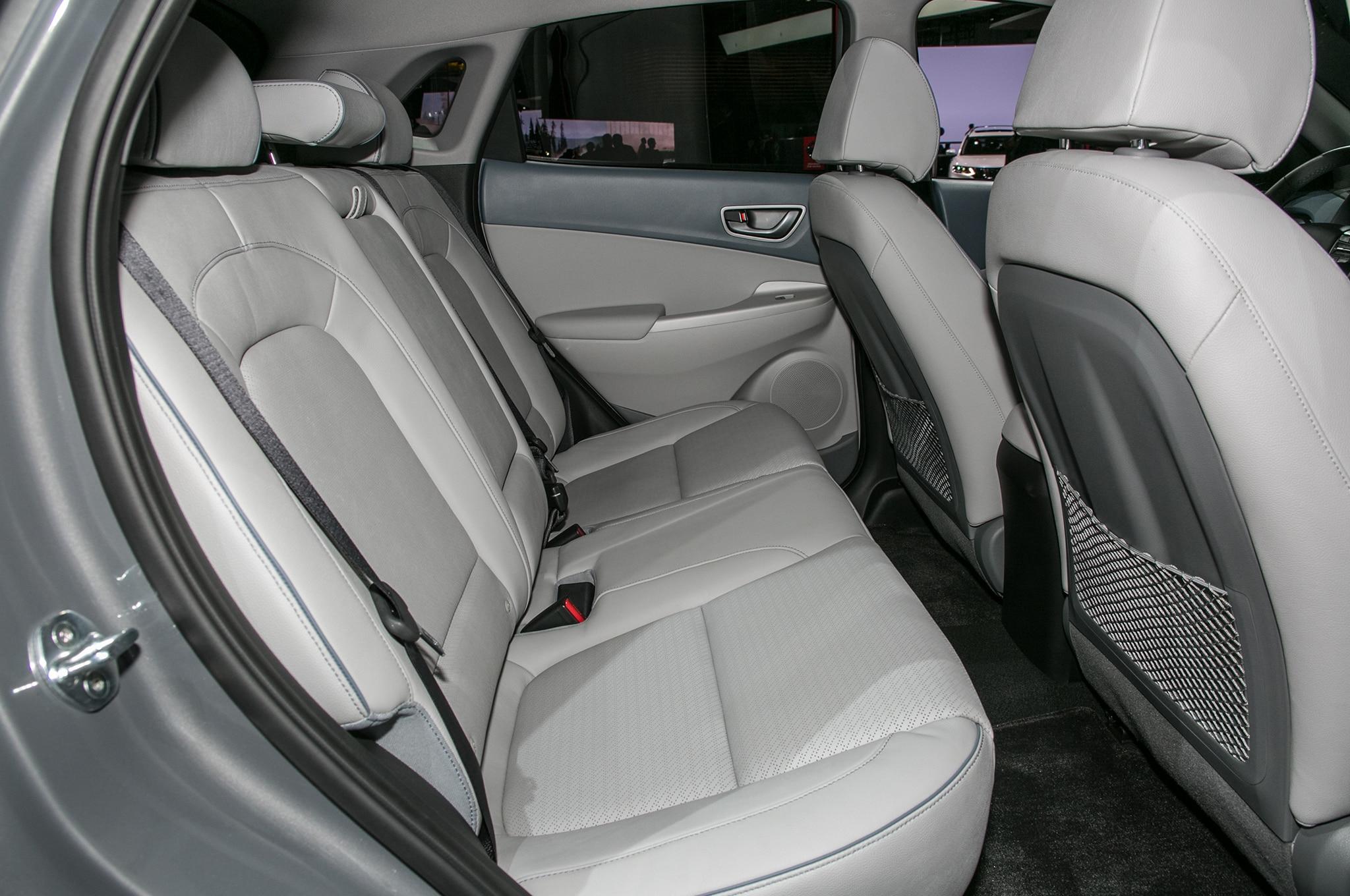 Hyundai Kona 2019 Interieur