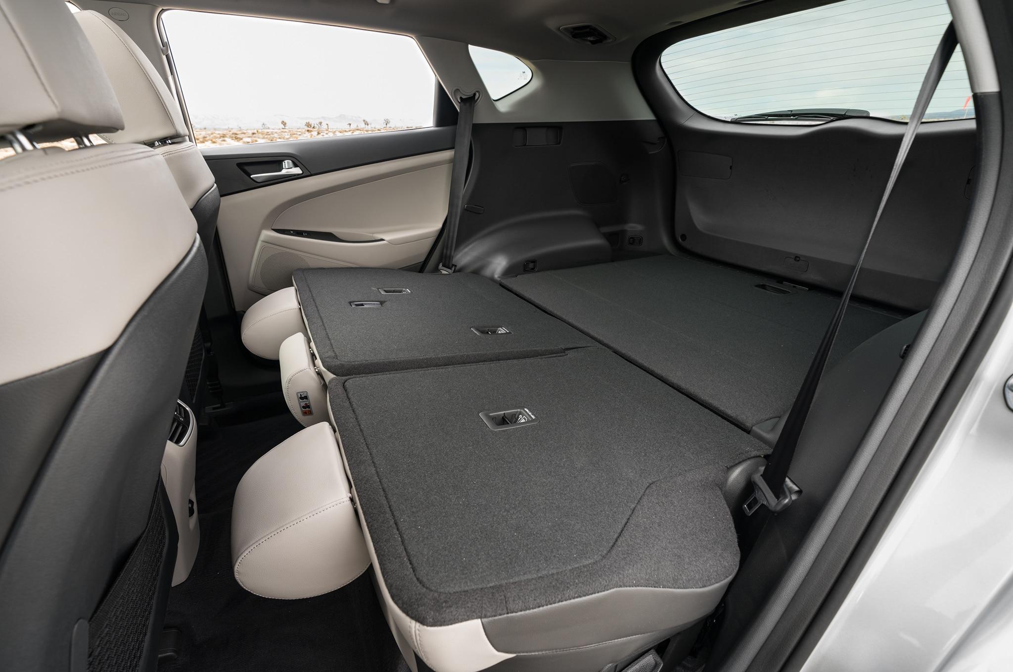 2019 hyundai tucson offers more power automobile magazine - Hyundai tucson interior pictures ...