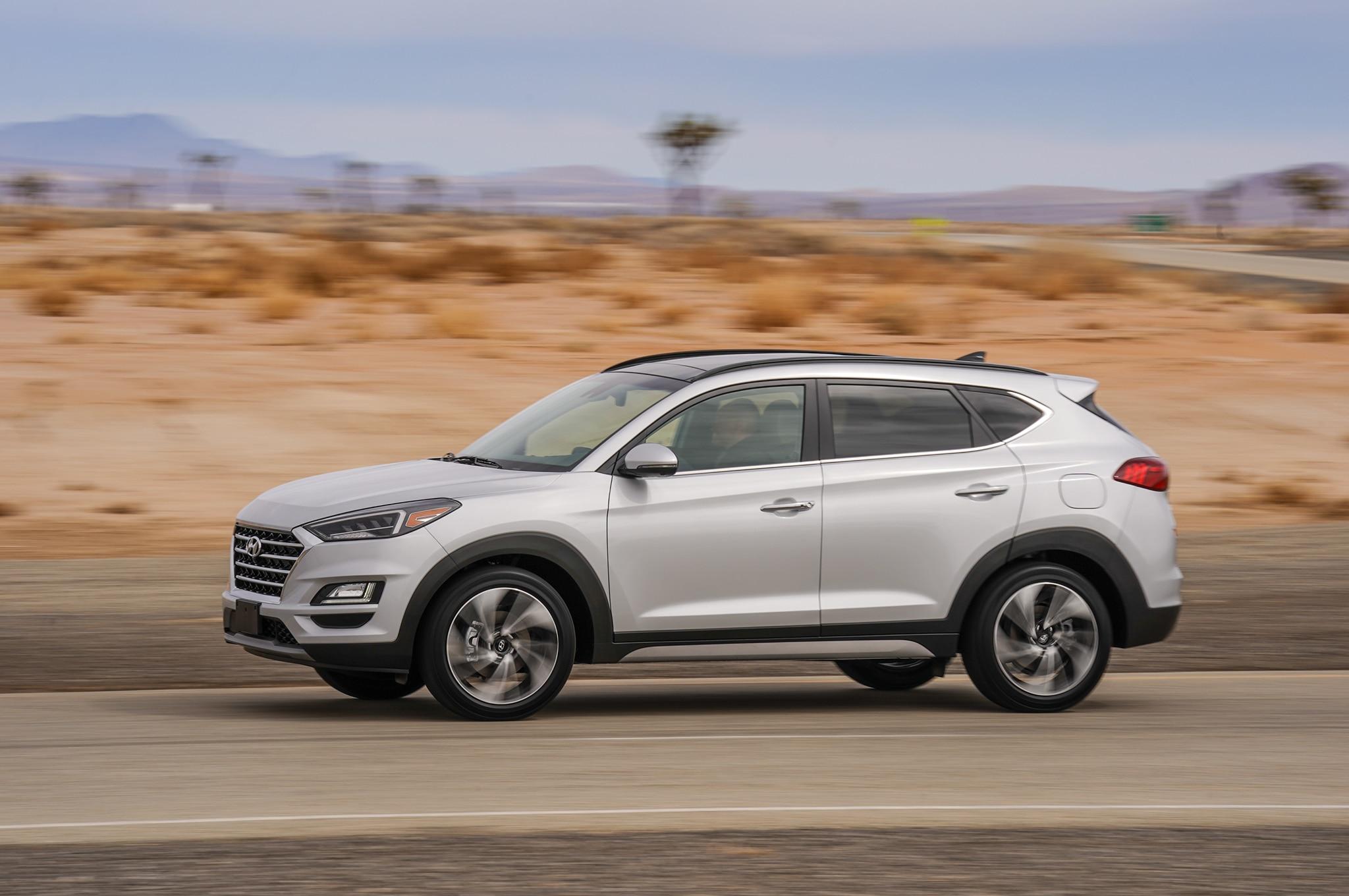 2019 Hyundai Tucson Offers More Power Automobile Magazine