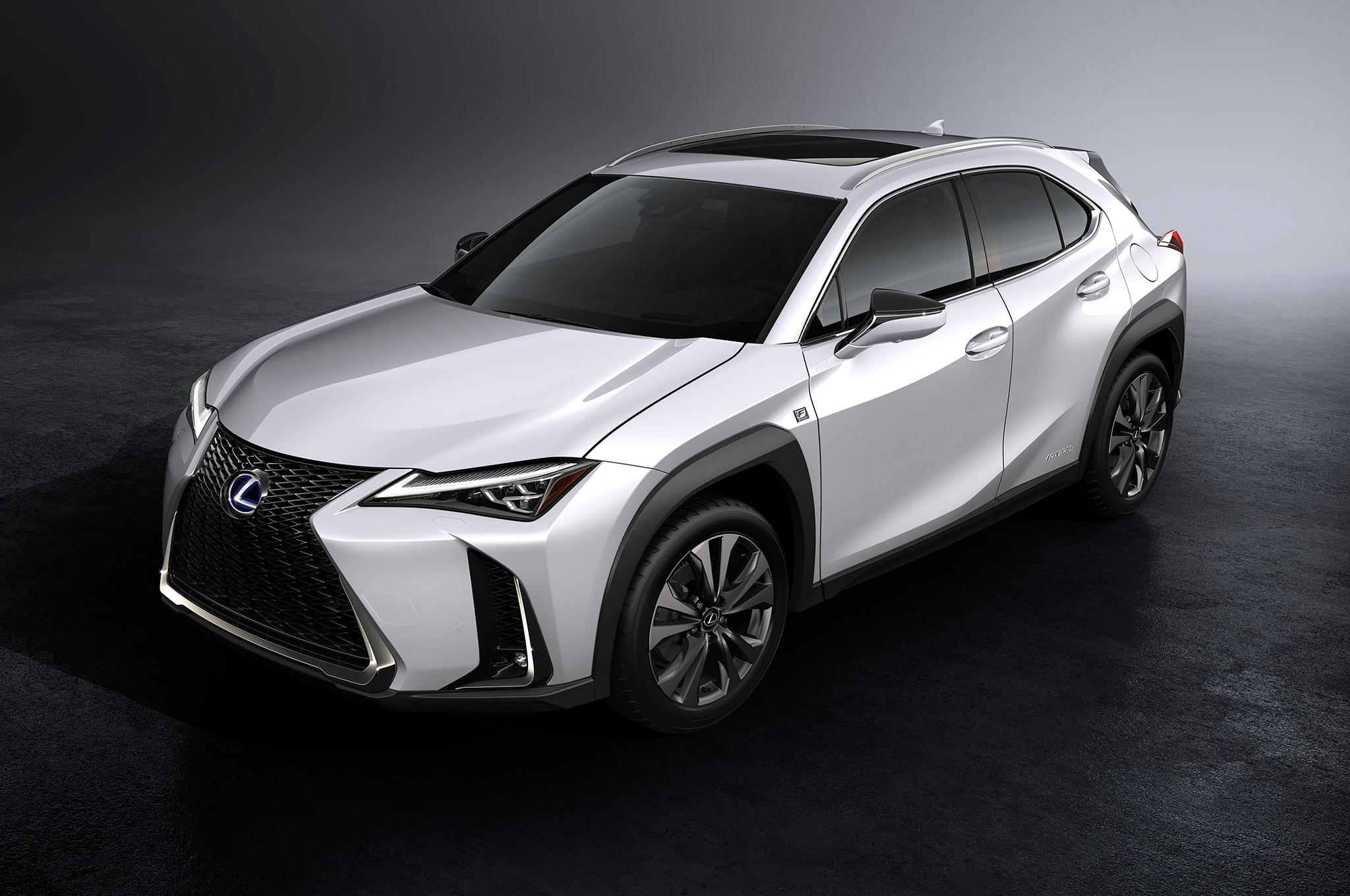 Lexus Considering Electrified F Models Automobile Magazine