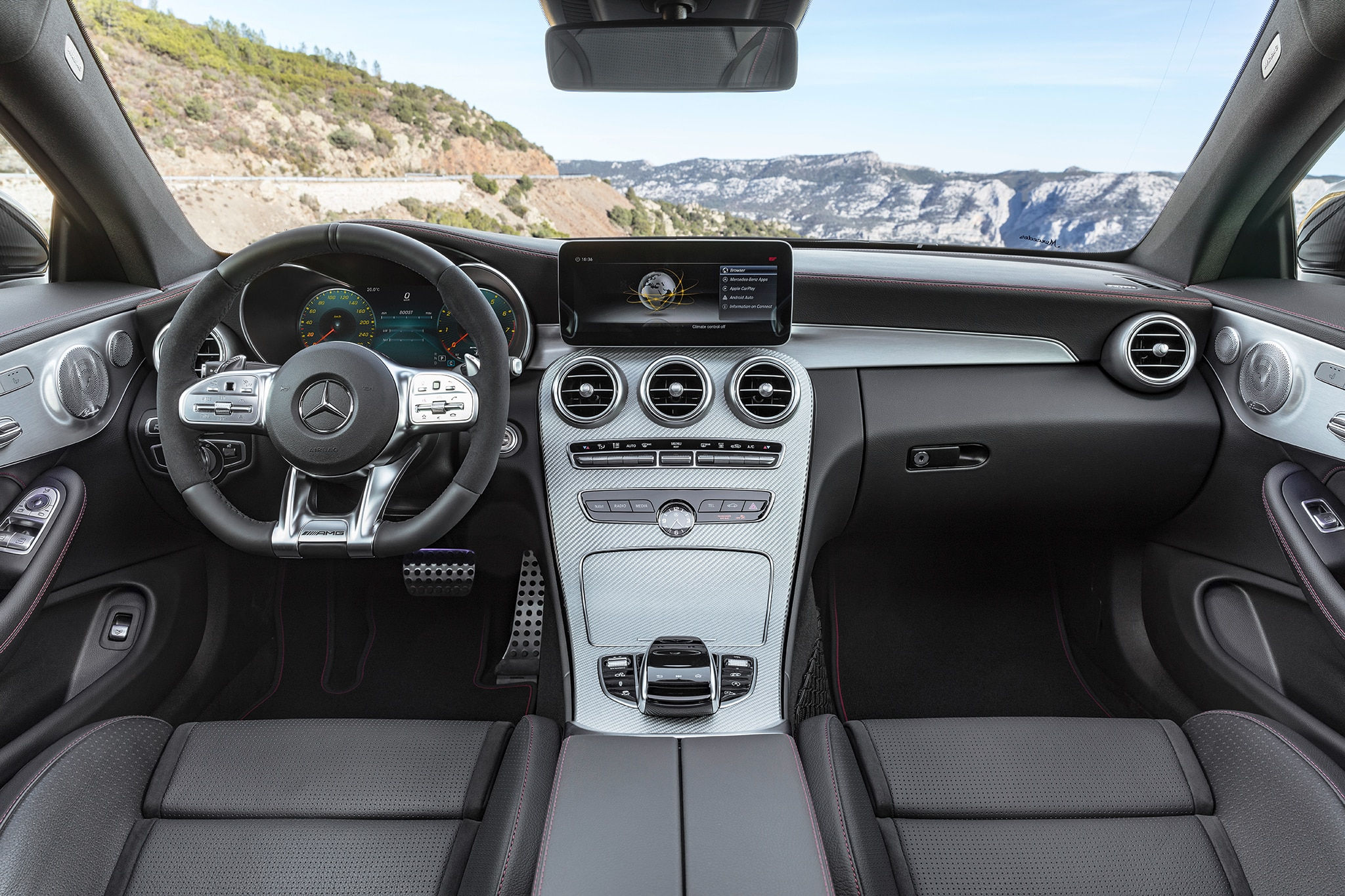 2019 Mercedes-Benz C-Class Coupe and Cabriolet Get a Power