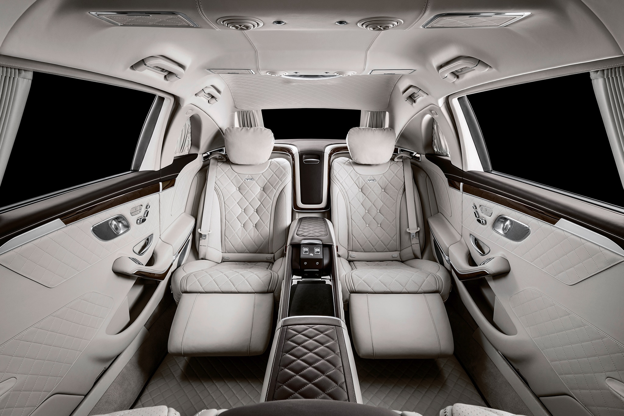 2019 mercedes maybach s650 pullman is long on luxury automobile magazine. Black Bedroom Furniture Sets. Home Design Ideas