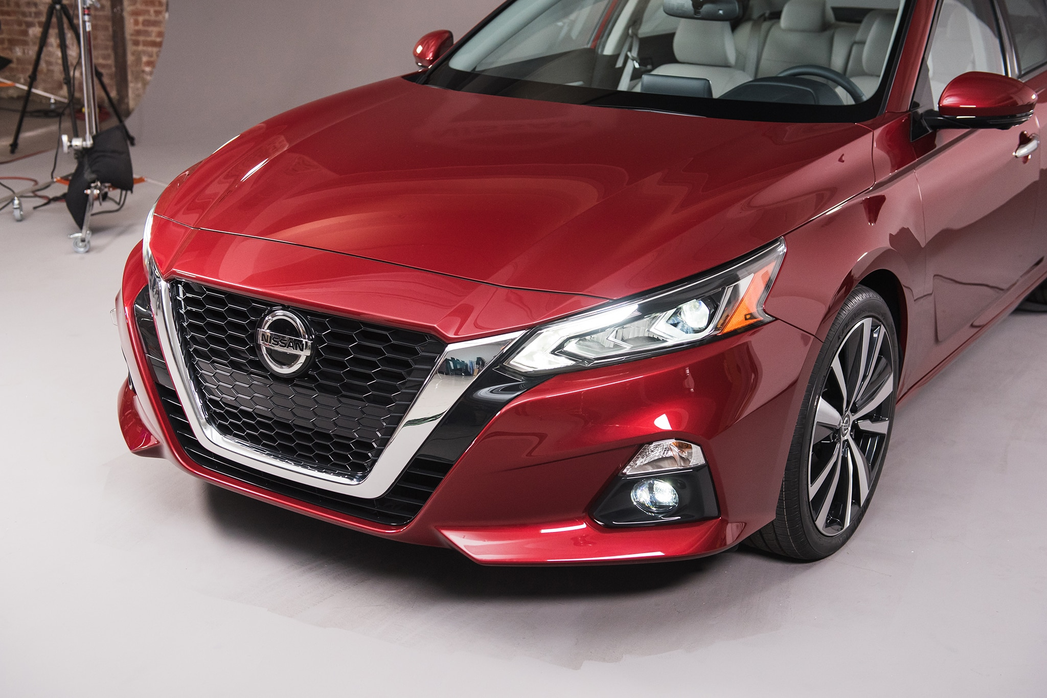 Nissan Maxima 2018 >> Five Cool Things About the 2019 Nissan Altima   Automobile Magazine