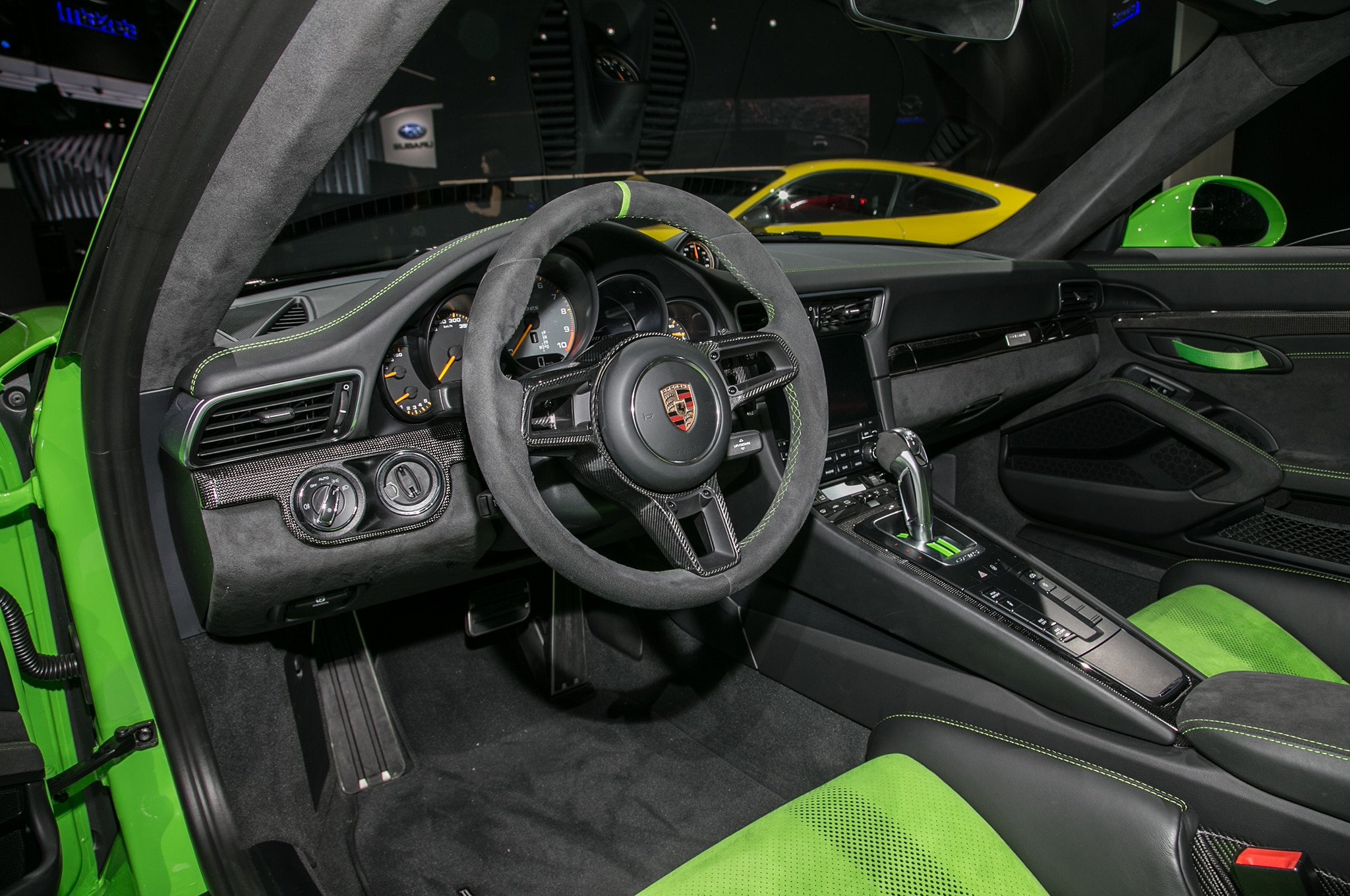 Porsche 911 Gt3 Rs Weissach Package Available Automobile Magazine