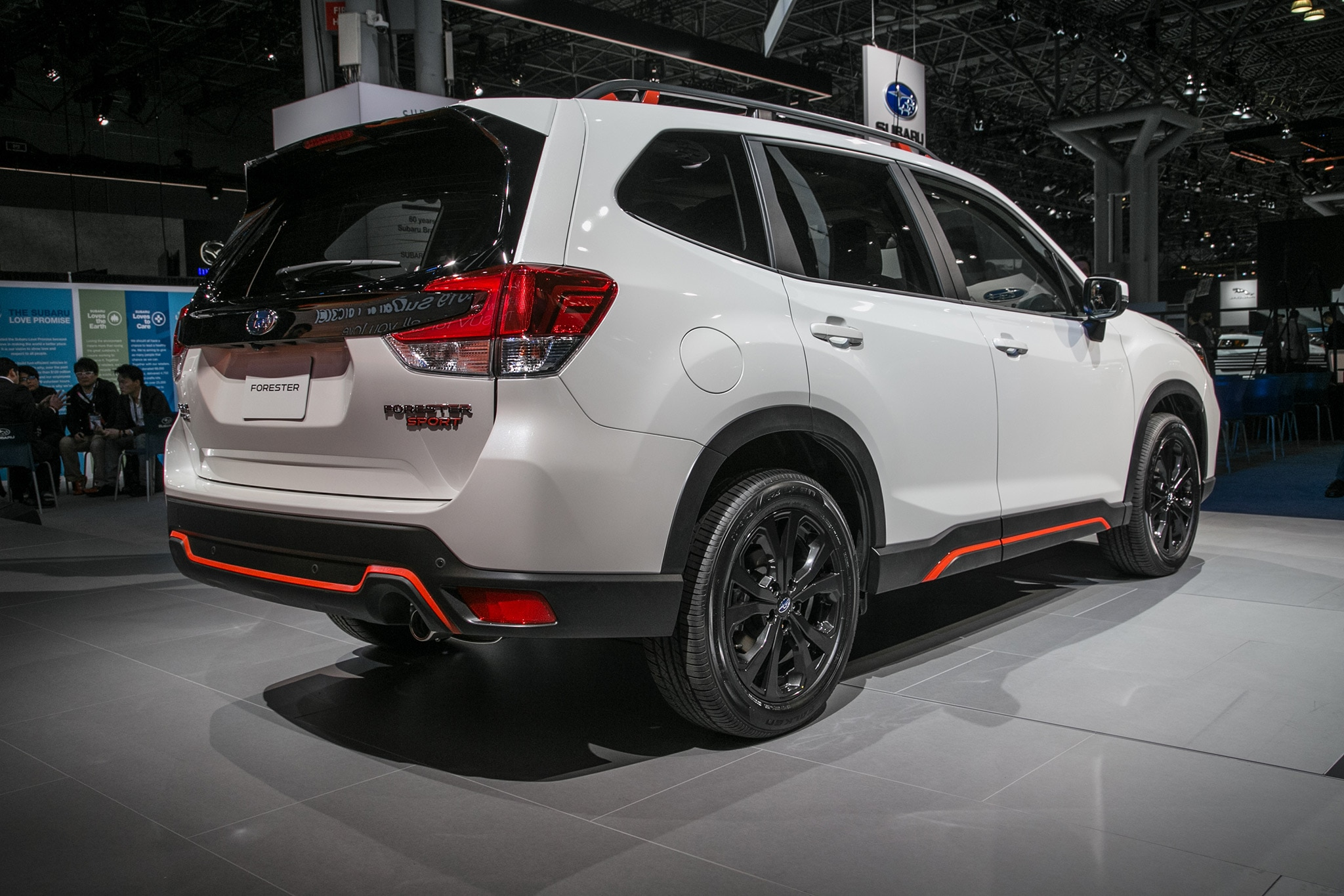 2019 Subaru Forester Priced From 25 270 Automobile Magazine