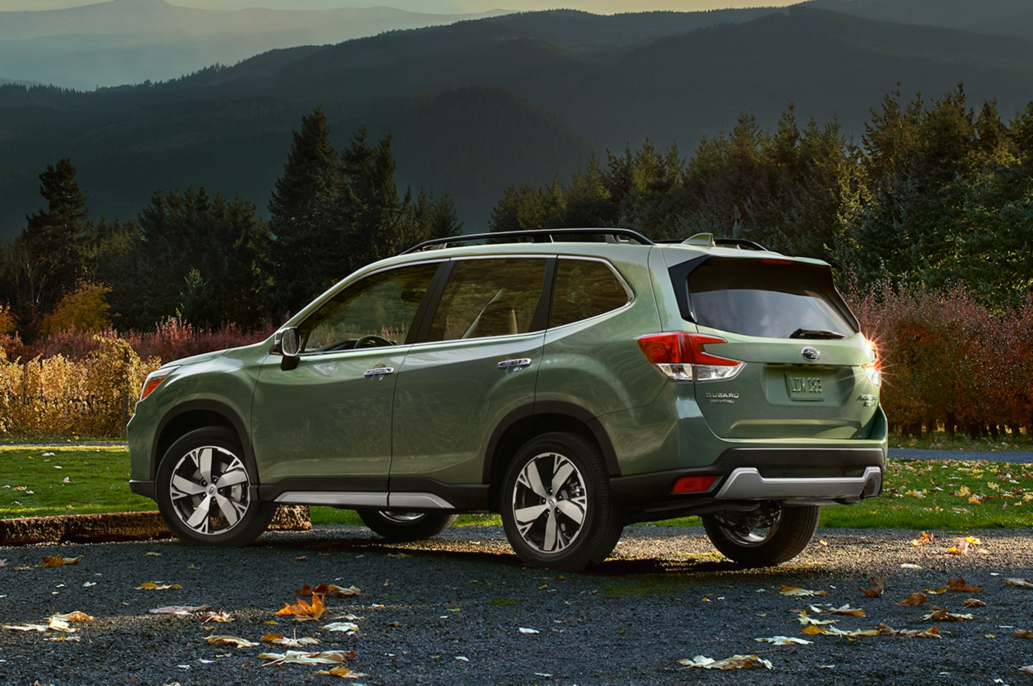 2019 Subaru Forester Gets Freshened With New Flavors