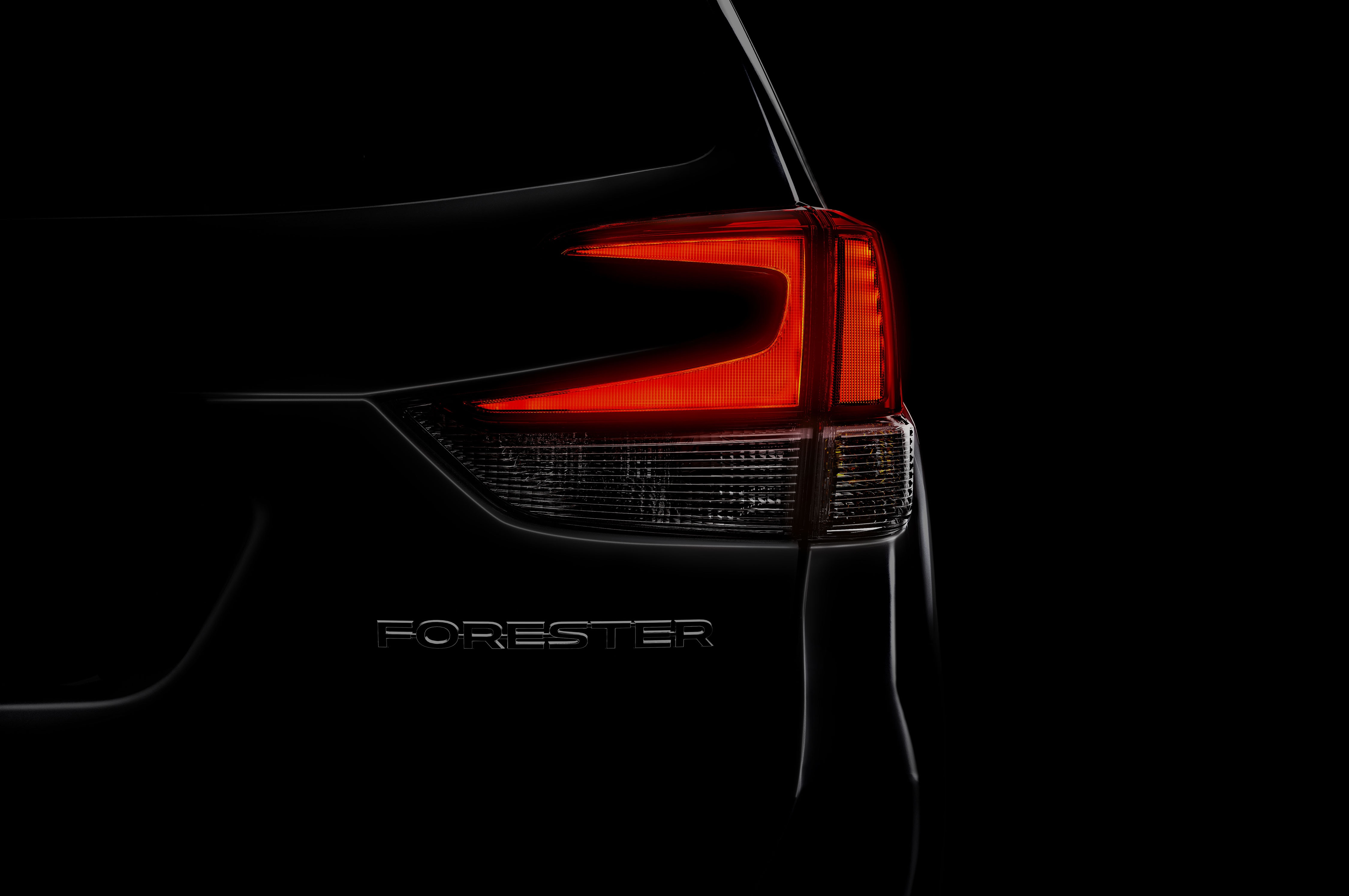 2019 Subaru Forester to Debut in New York This Month