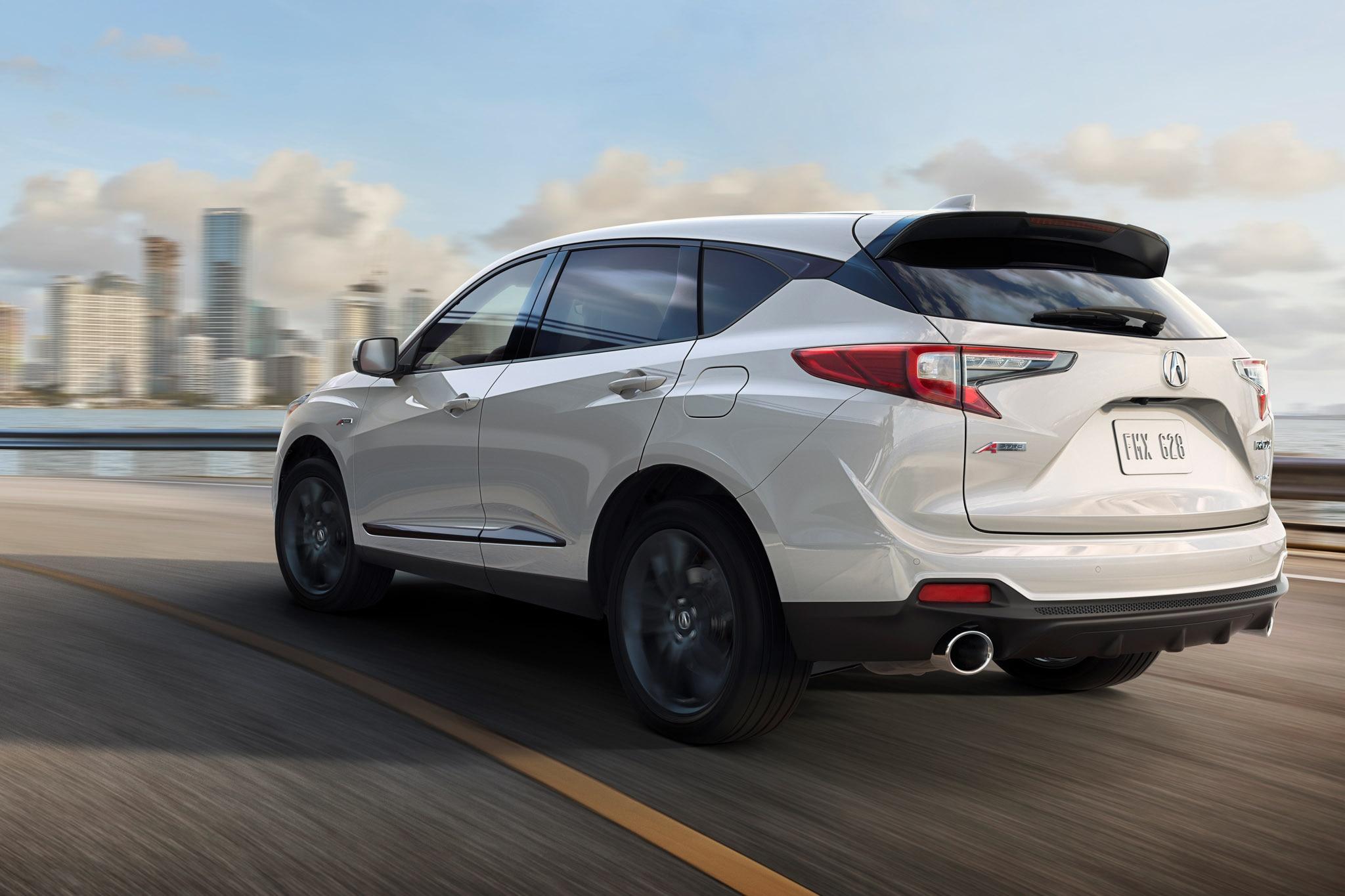 Luxury Acura 2019 Rdx