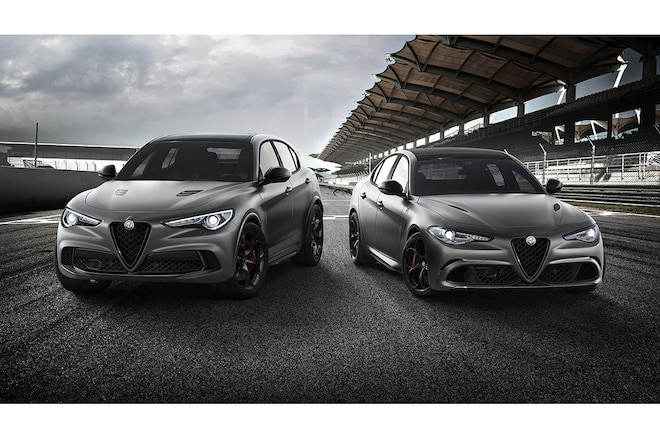 Alfa Romeo Plans Two New Sports Cars by 2022