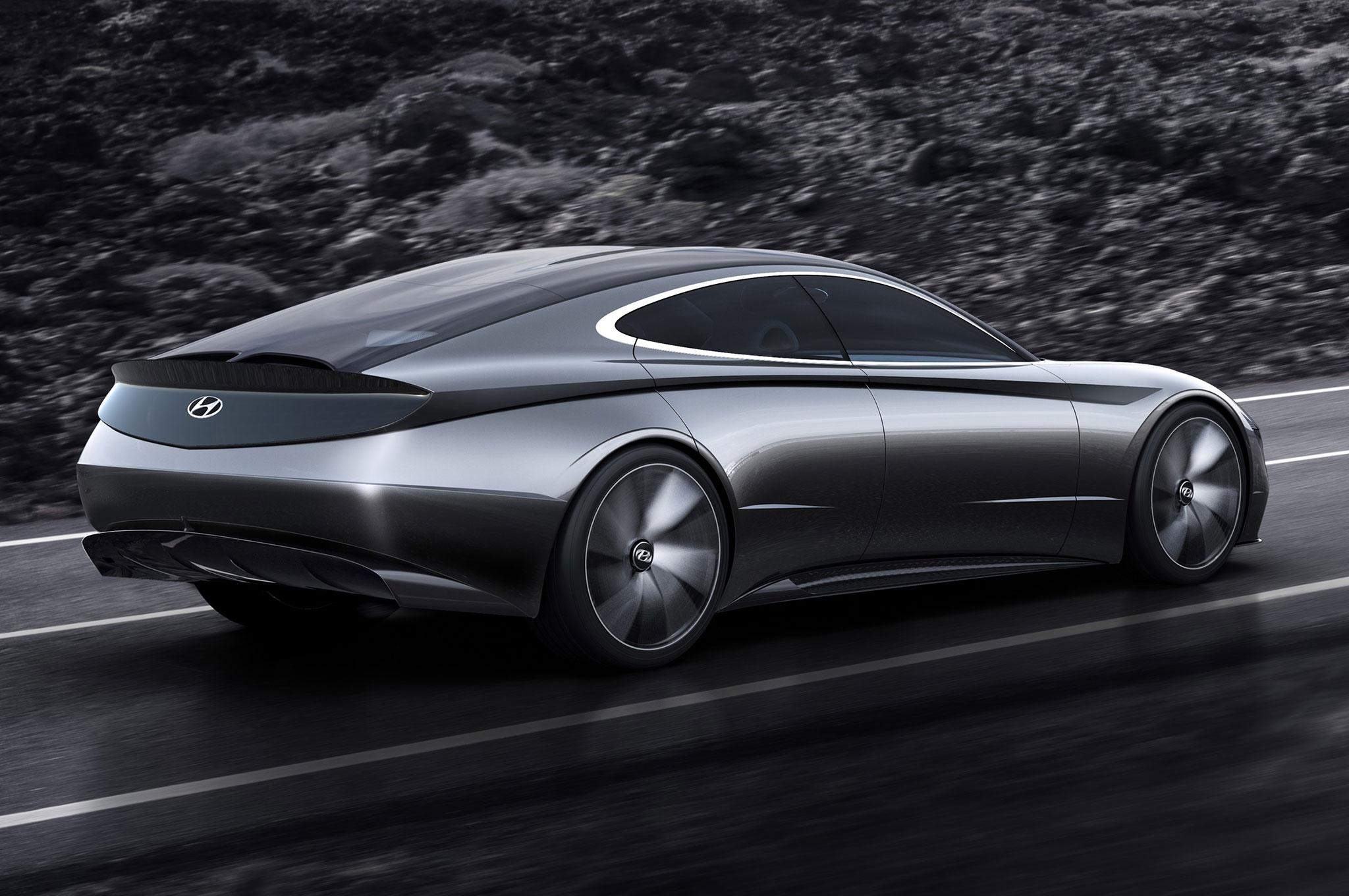 "Hyundai s Future Lineup Will be "" ier Than Alfa Romeo"" Says Design"